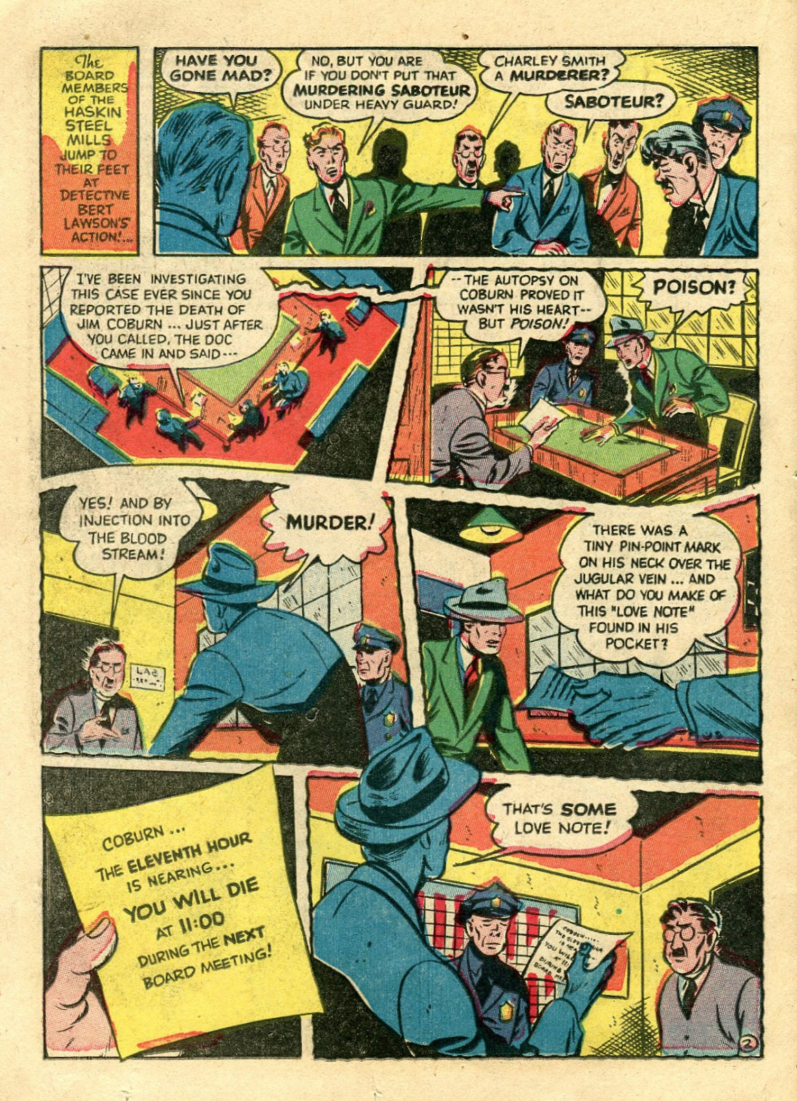 Green Hornet Comics issue 11 - Page 23