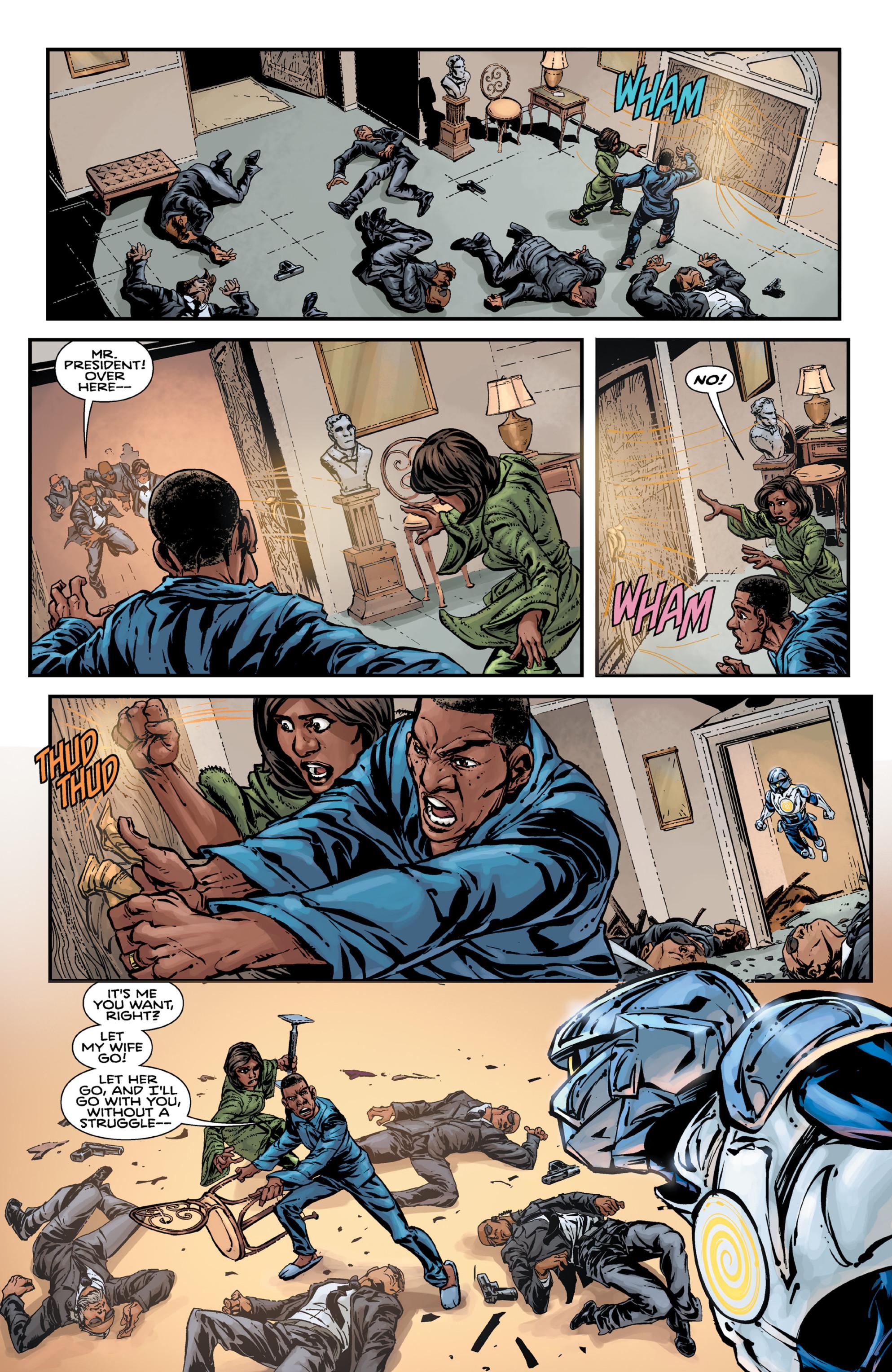 Read online Brain Boy:  The Men from G.E.S.T.A.L.T. comic -  Issue # TPB - 15