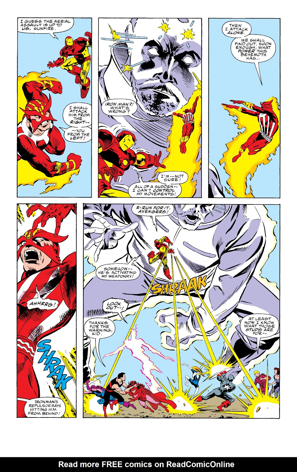 Avengers West Coast (1989) issue 74 - Page 16