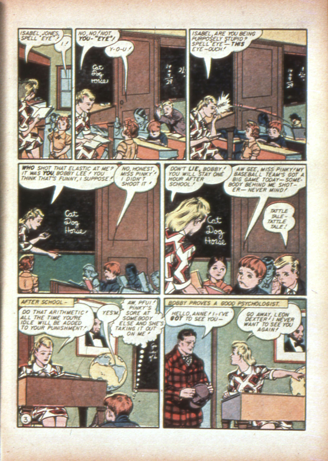 Read online Sensation (Mystery) Comics comic -  Issue #19 - 5