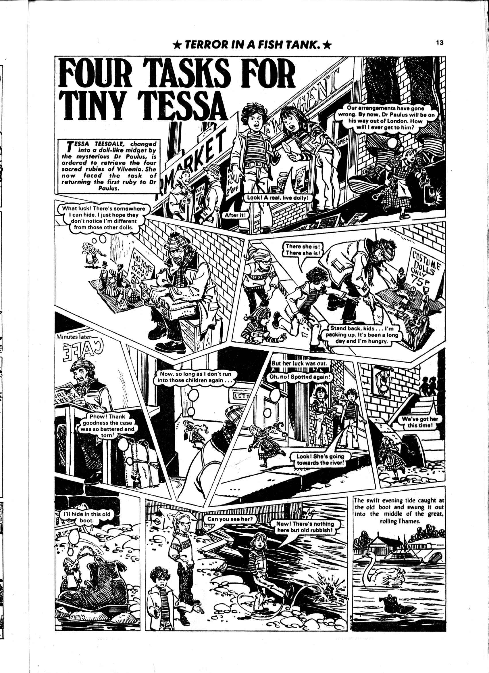 Read online Judy comic -  Issue #1000 - 13