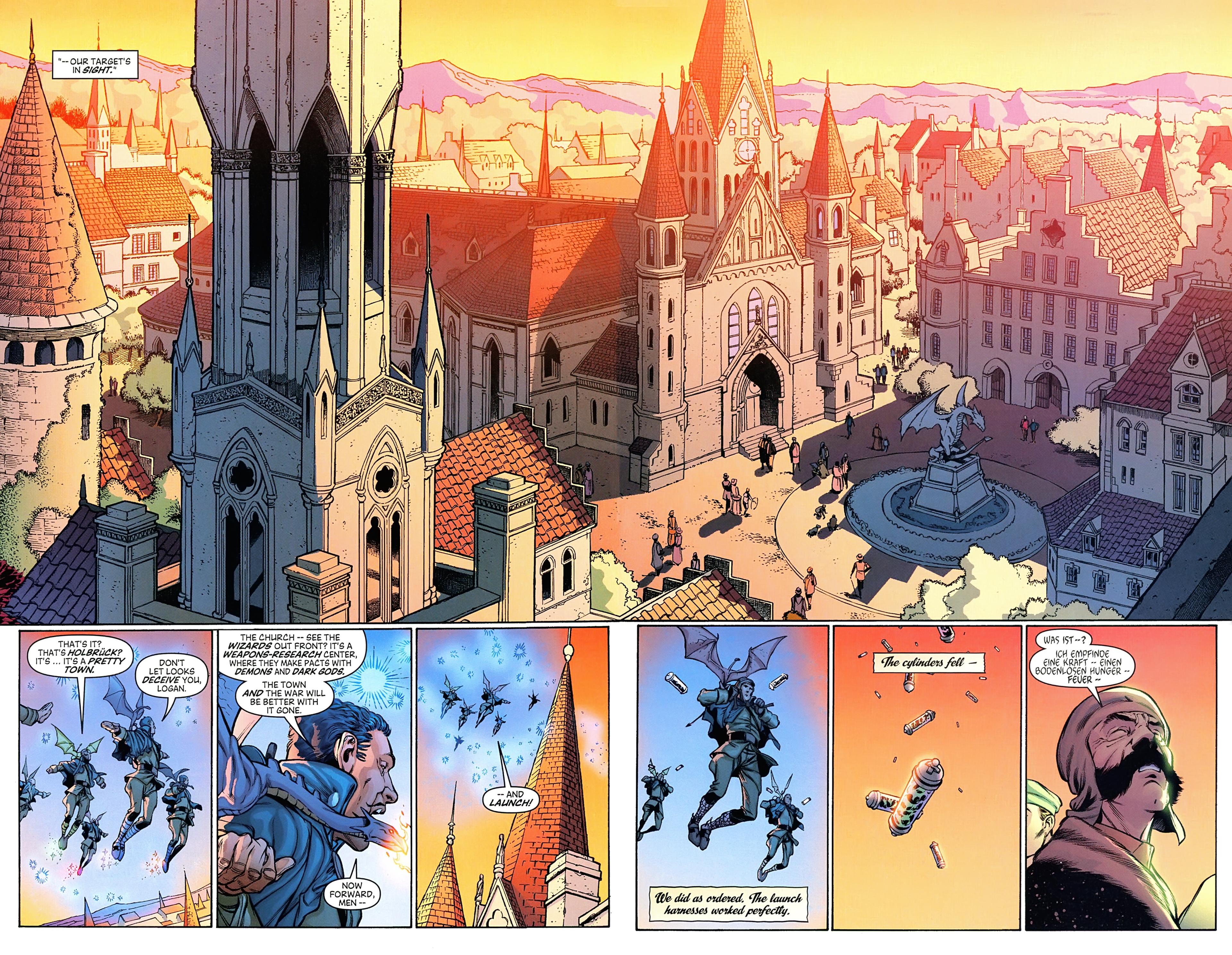 Read online Arrowsmith comic -  Issue #5 - 10
