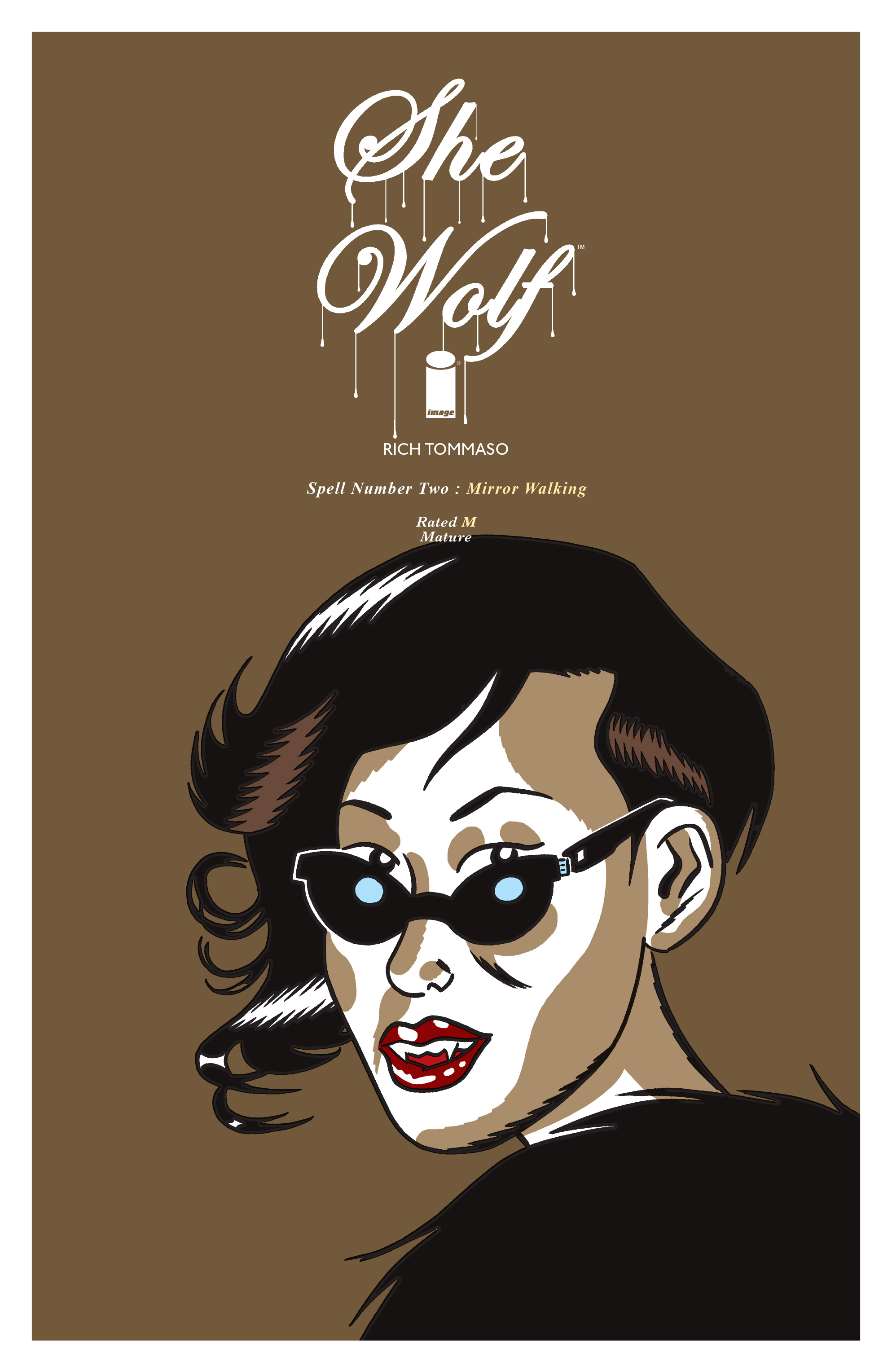 Read online She Wolf comic -  Issue #2 - 1