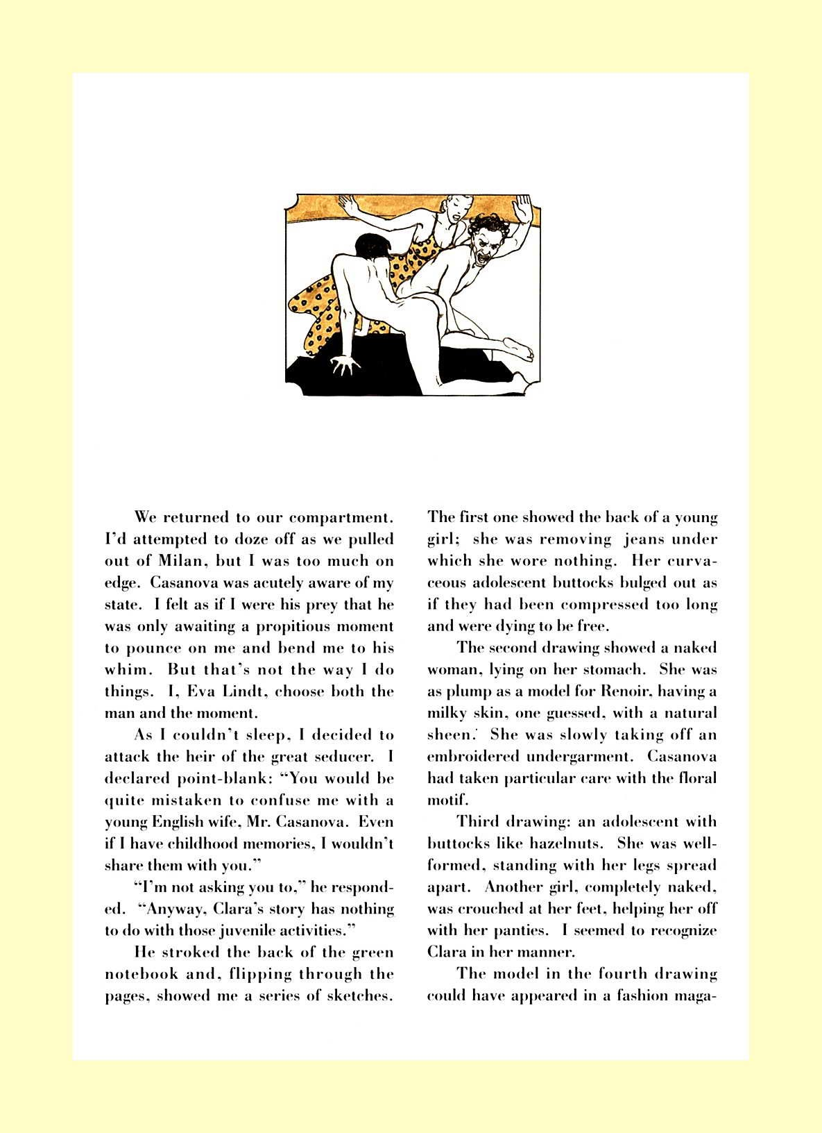 The Art of Spanking issue TPB - Page 70