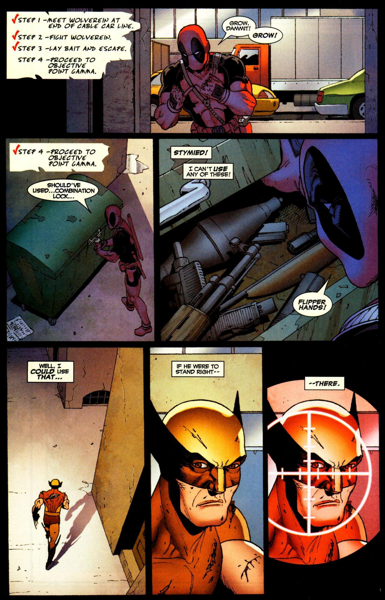 Read online Wolverine: Origins comic -  Issue #23 - 8