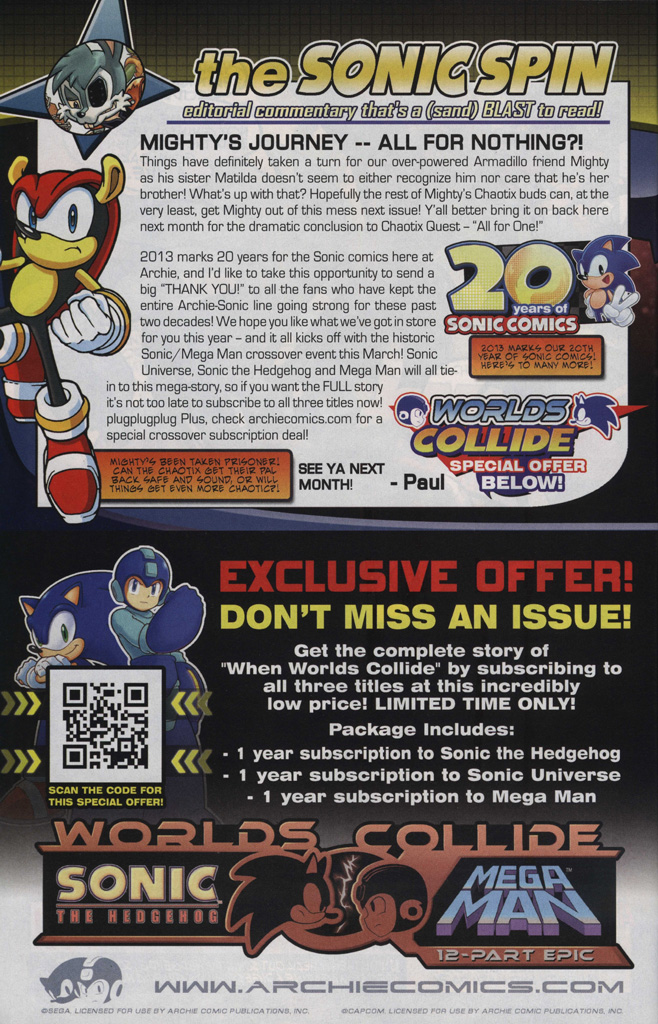 Read online Sonic Universe comic -  Issue #48 - 32