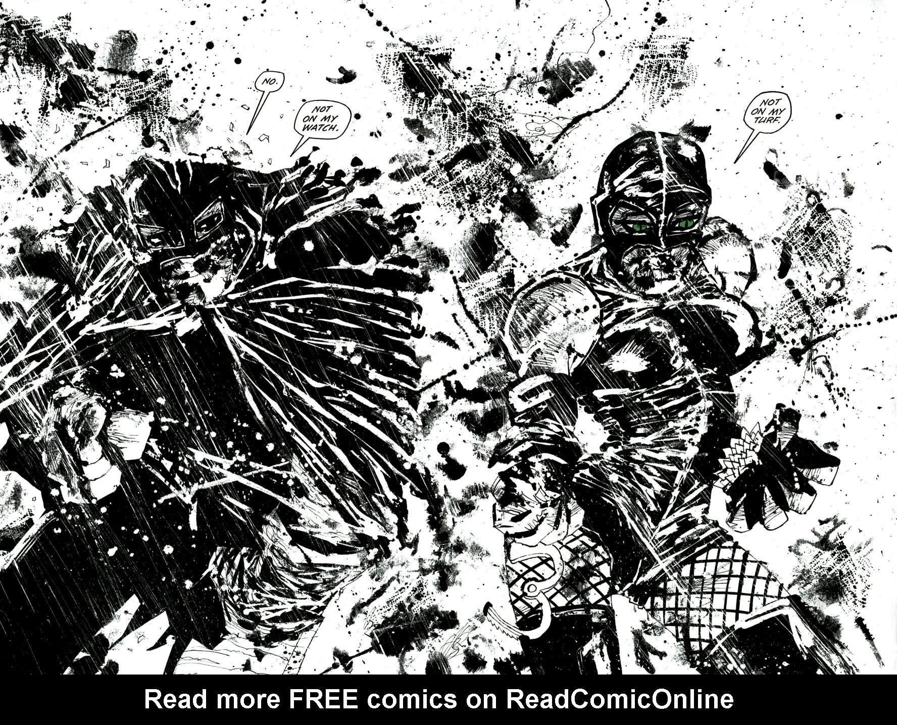 Read online Frank Miller's Holy Terror comic -  Issue # TPB - 61