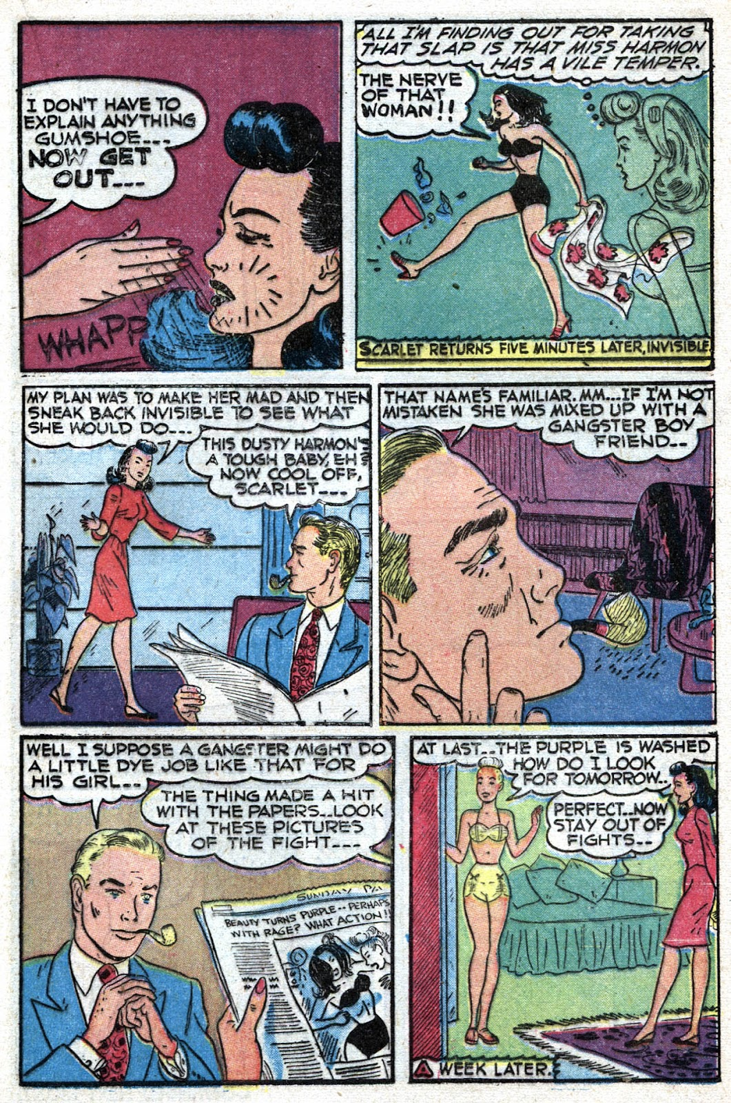 Read online Famous Funnies comic -  Issue #164 - 21