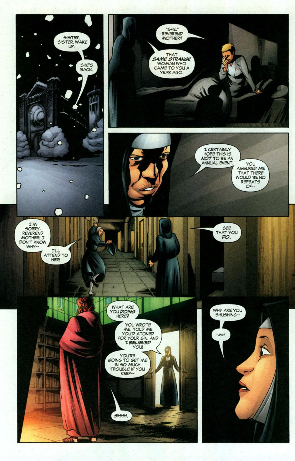 Read online Fallen Angel (2003) comic -  Issue #18 - 19