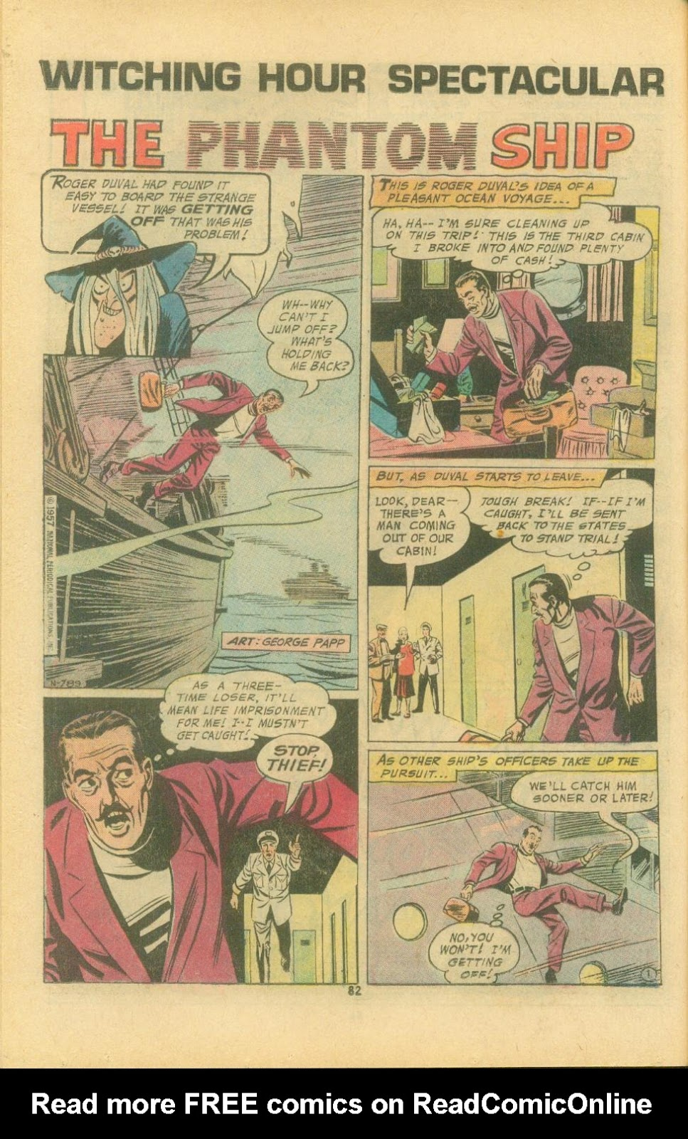 The Witching Hour (1969) issue 38 - Page 84