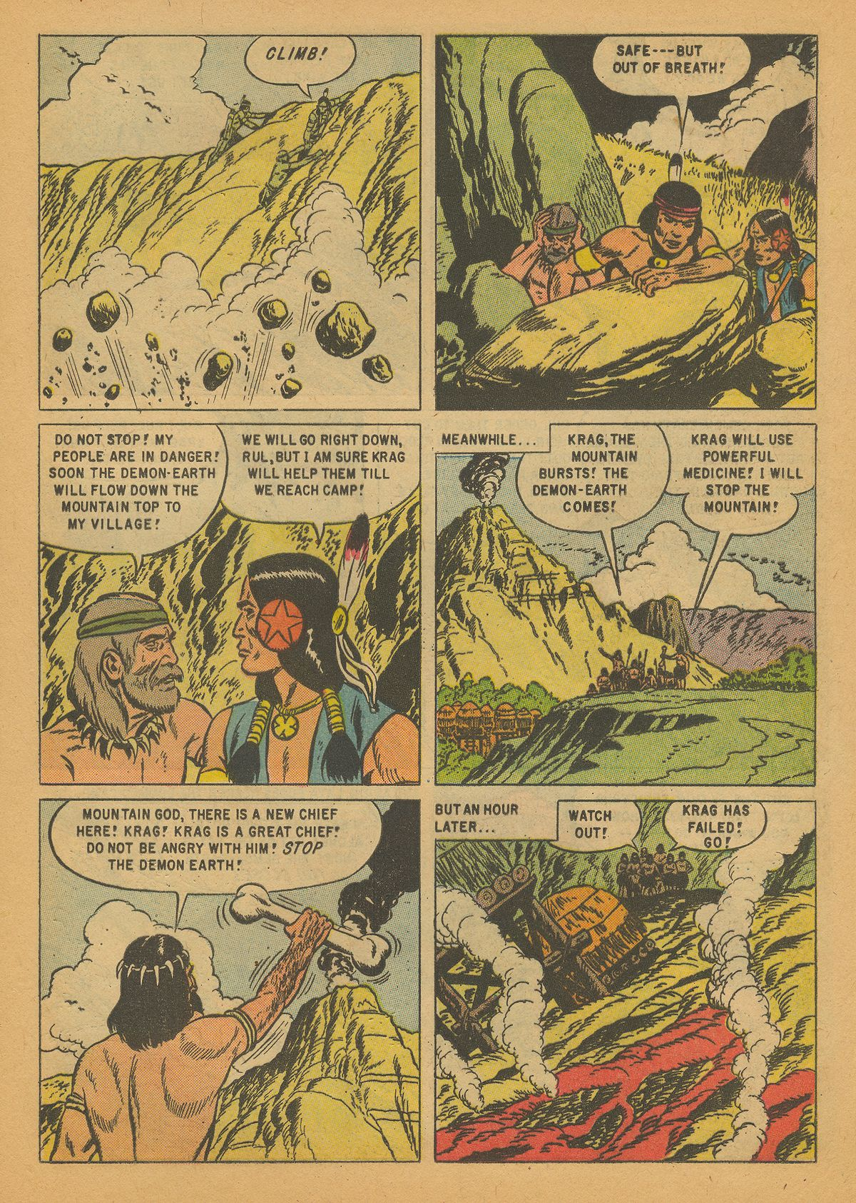 Read online Turok, Son of Stone comic -  Issue #14 - 13