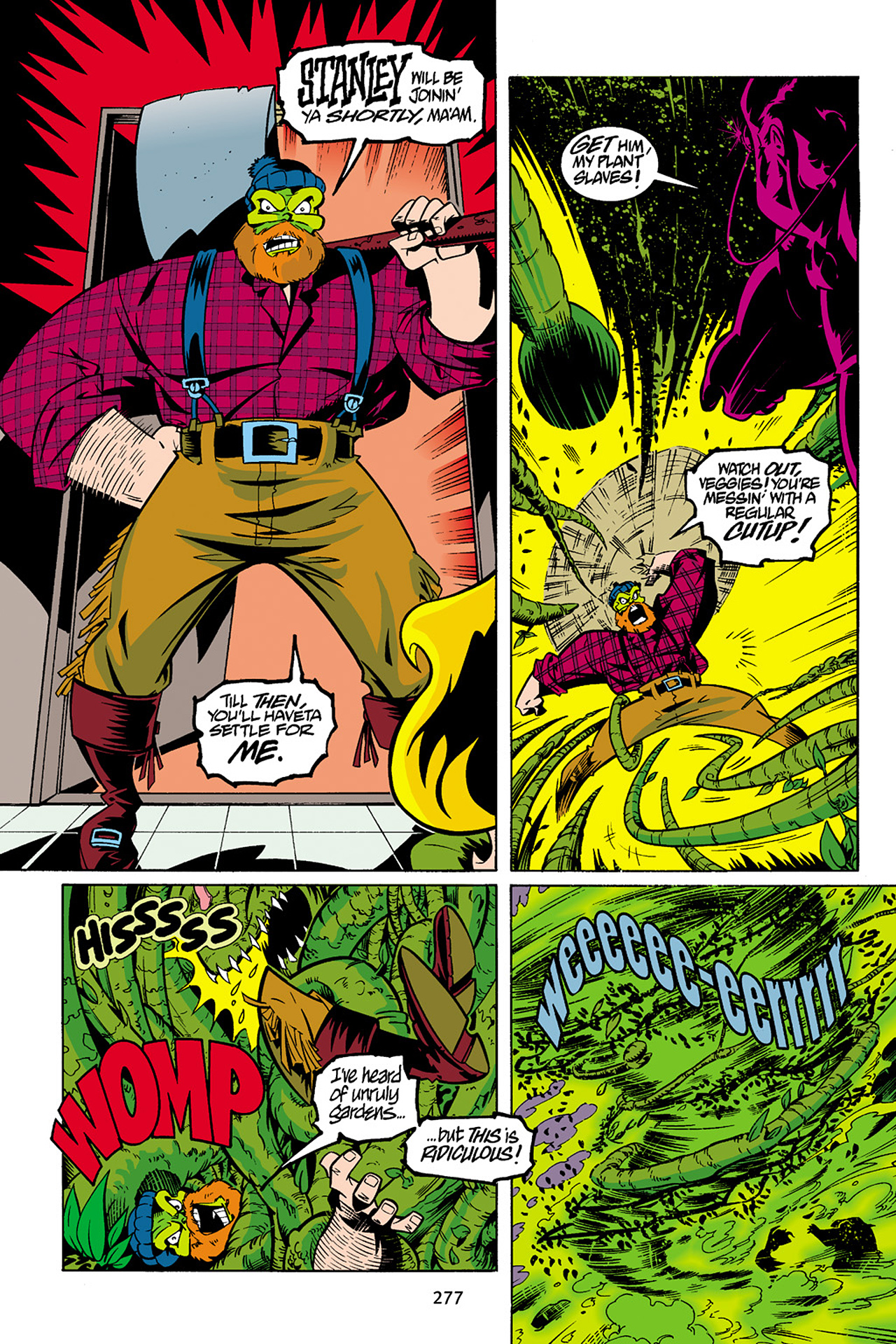 Read online Adventures Of The Mask Omnibus comic -  Issue #Adventures Of The Mask Omnibus Full - 276