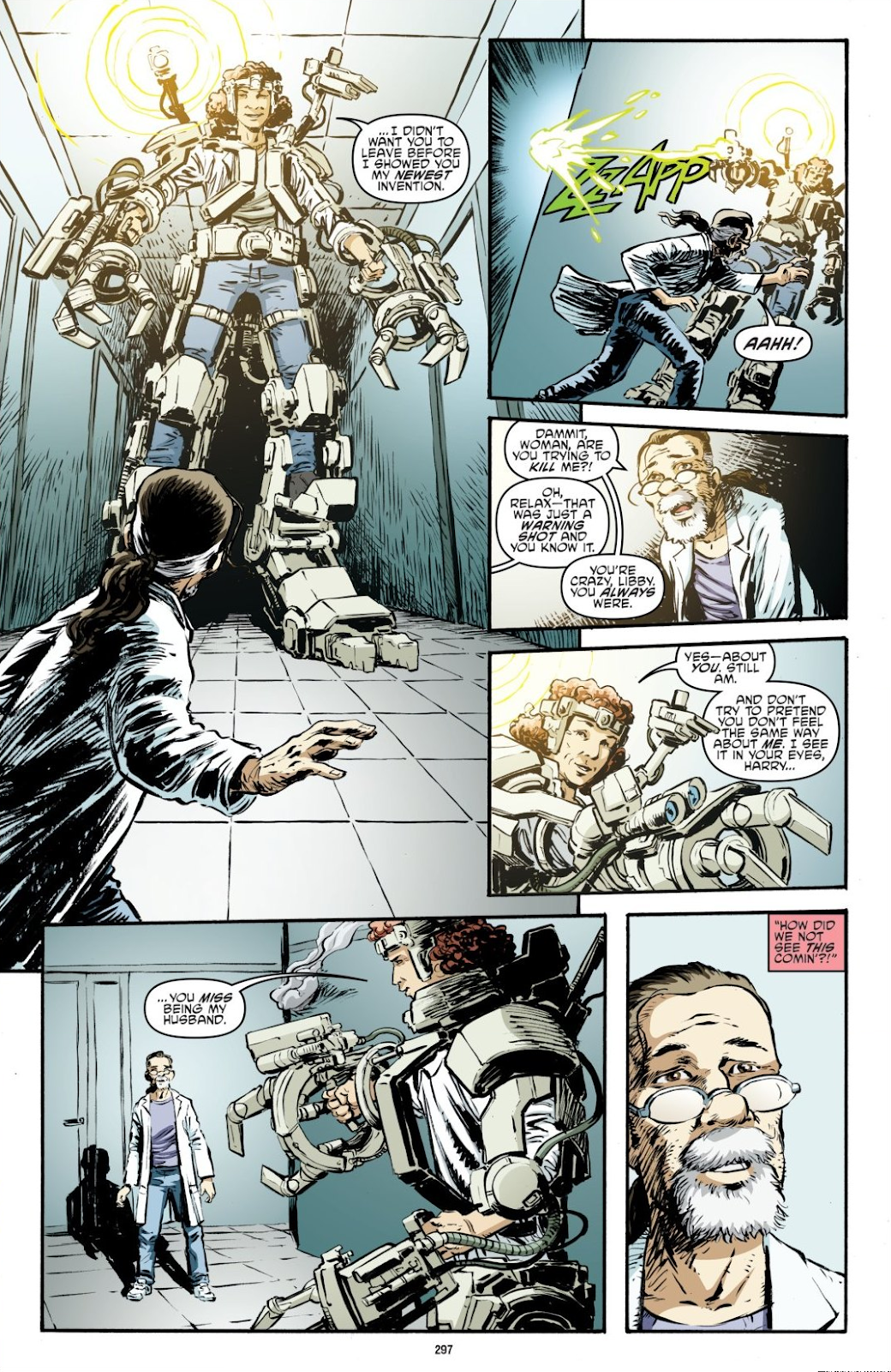 Read online Teenage Mutant Ninja Turtles: The IDW Collection comic -  Issue # TPB 7 (Part 3) - 88