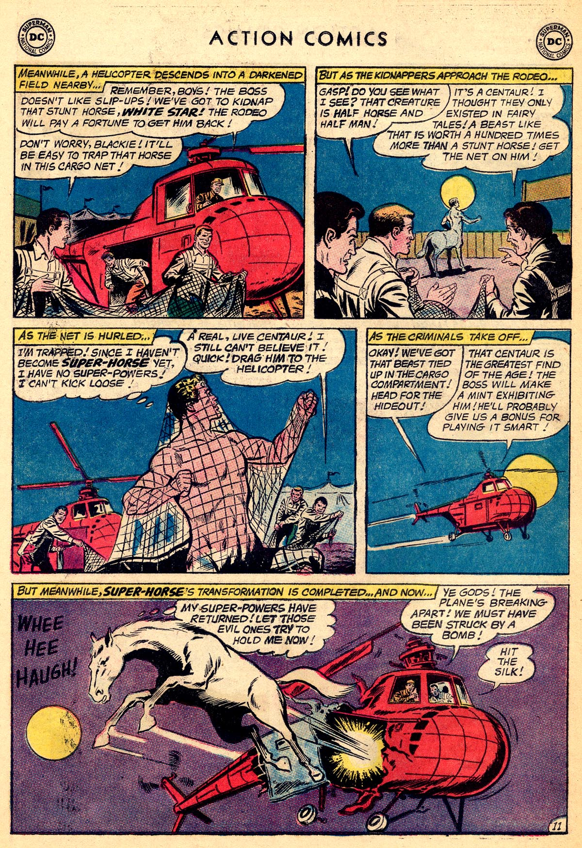 Read online Action Comics (1938) comic -  Issue #301 - 30