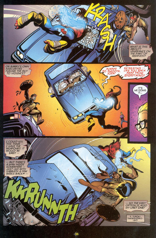 Read online Turok: Redpath comic -  Issue # Full - 34