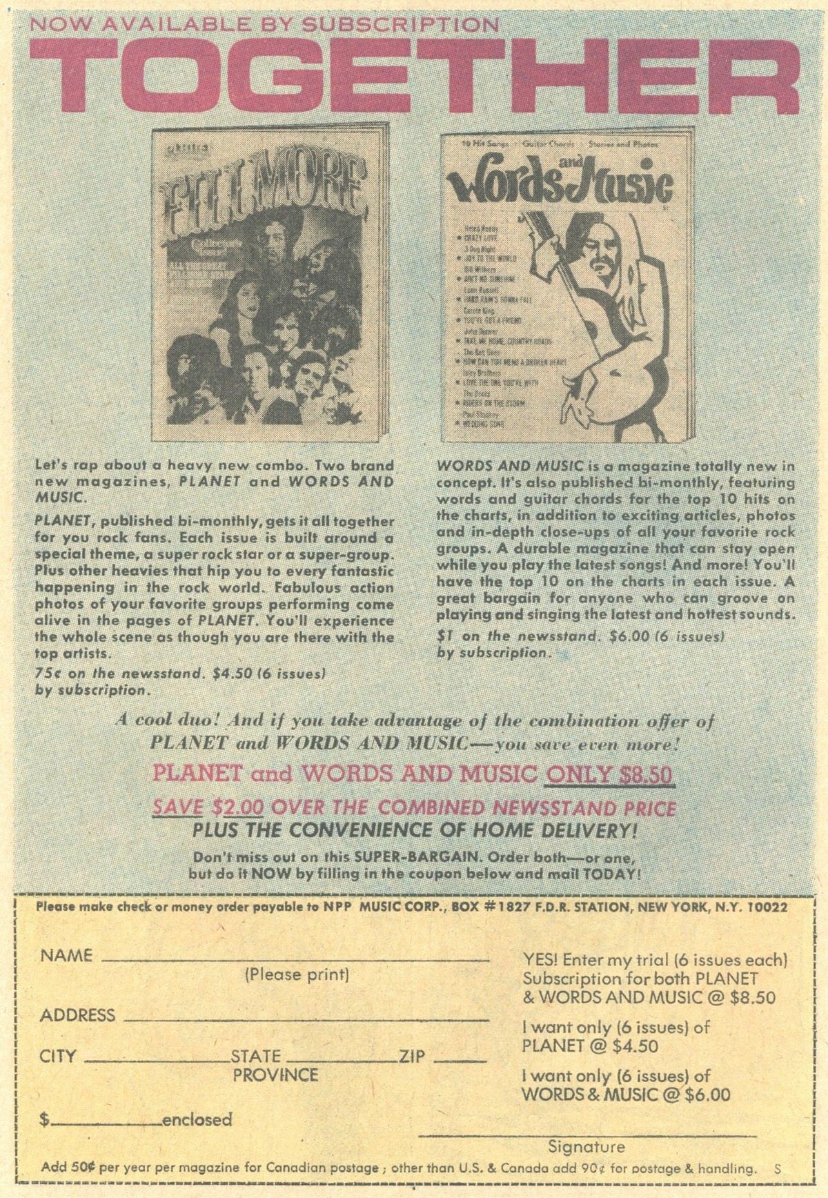 Read online Adventure Comics (1938) comic -  Issue #415 - 44