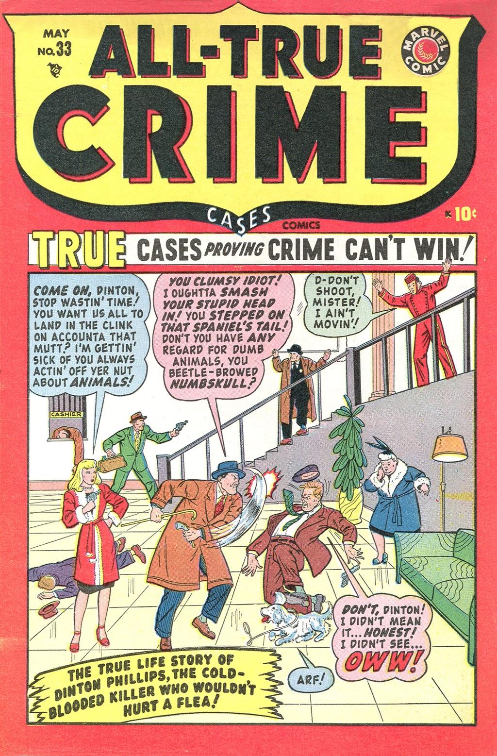 All-True Crime 33 Page 1