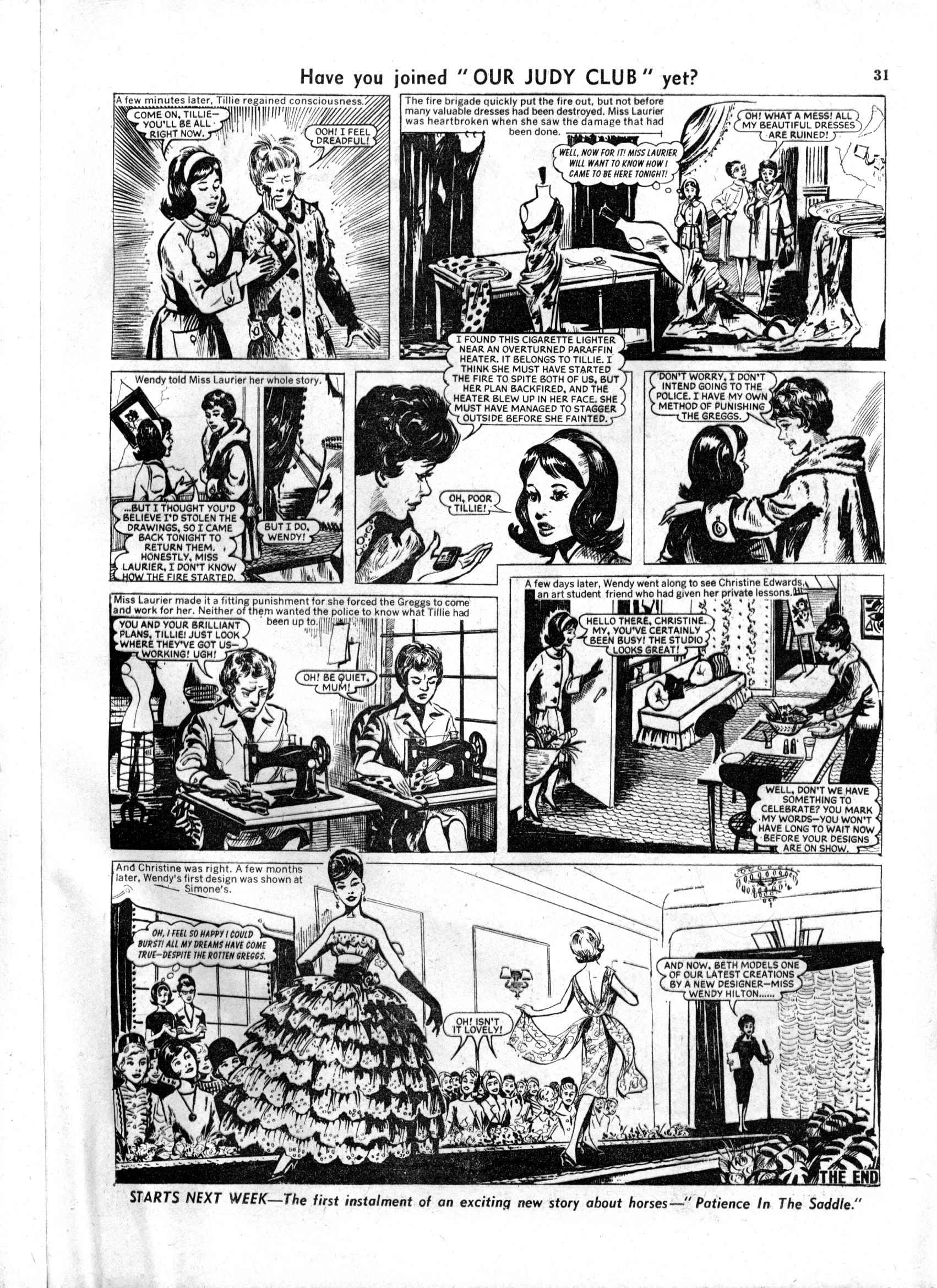 Read online Judy comic -  Issue #167 - 31