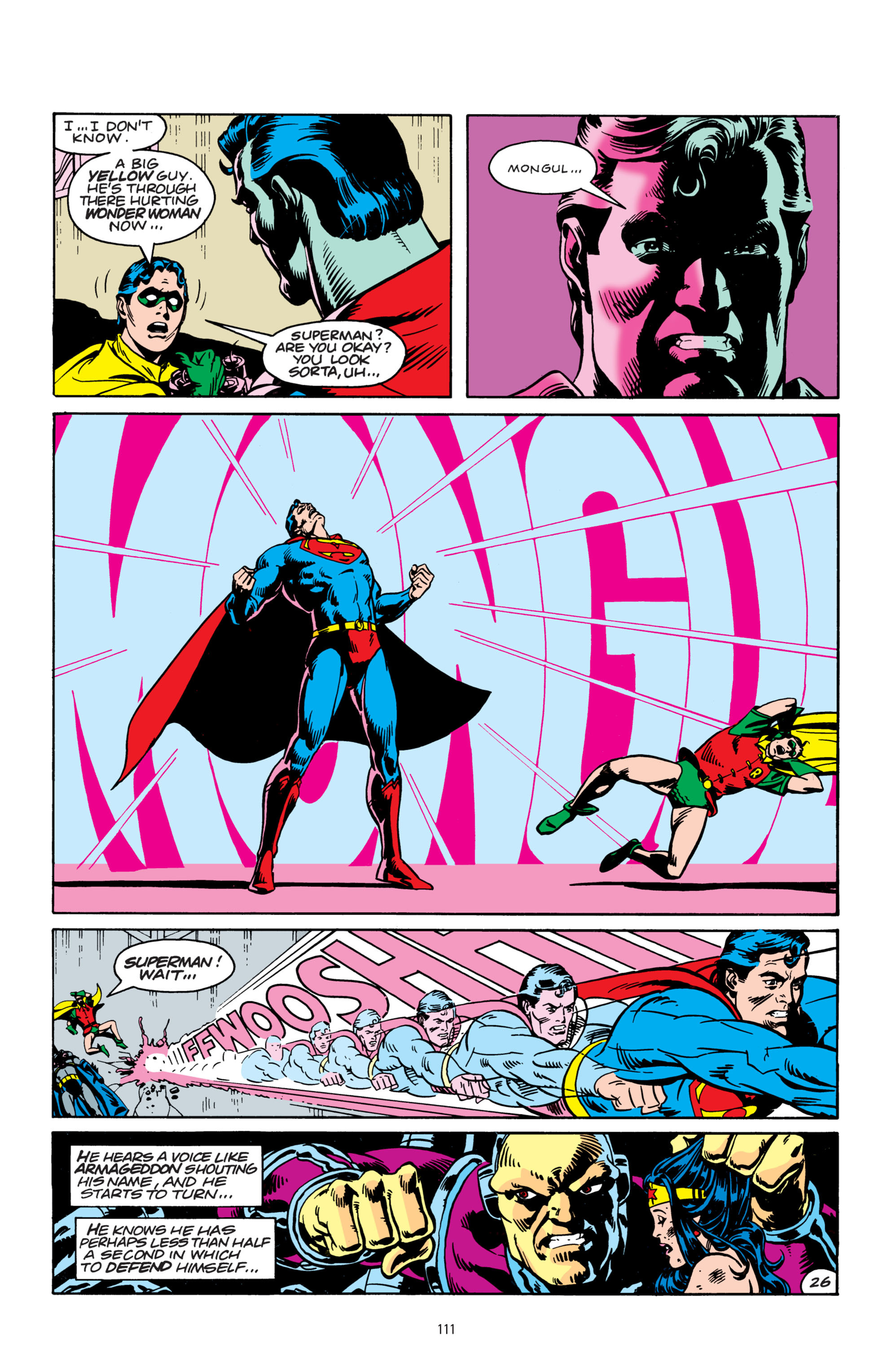 Read online Superman: Whatever Happened to the Man of Tomorrow? comic -  Issue # TPB - 110