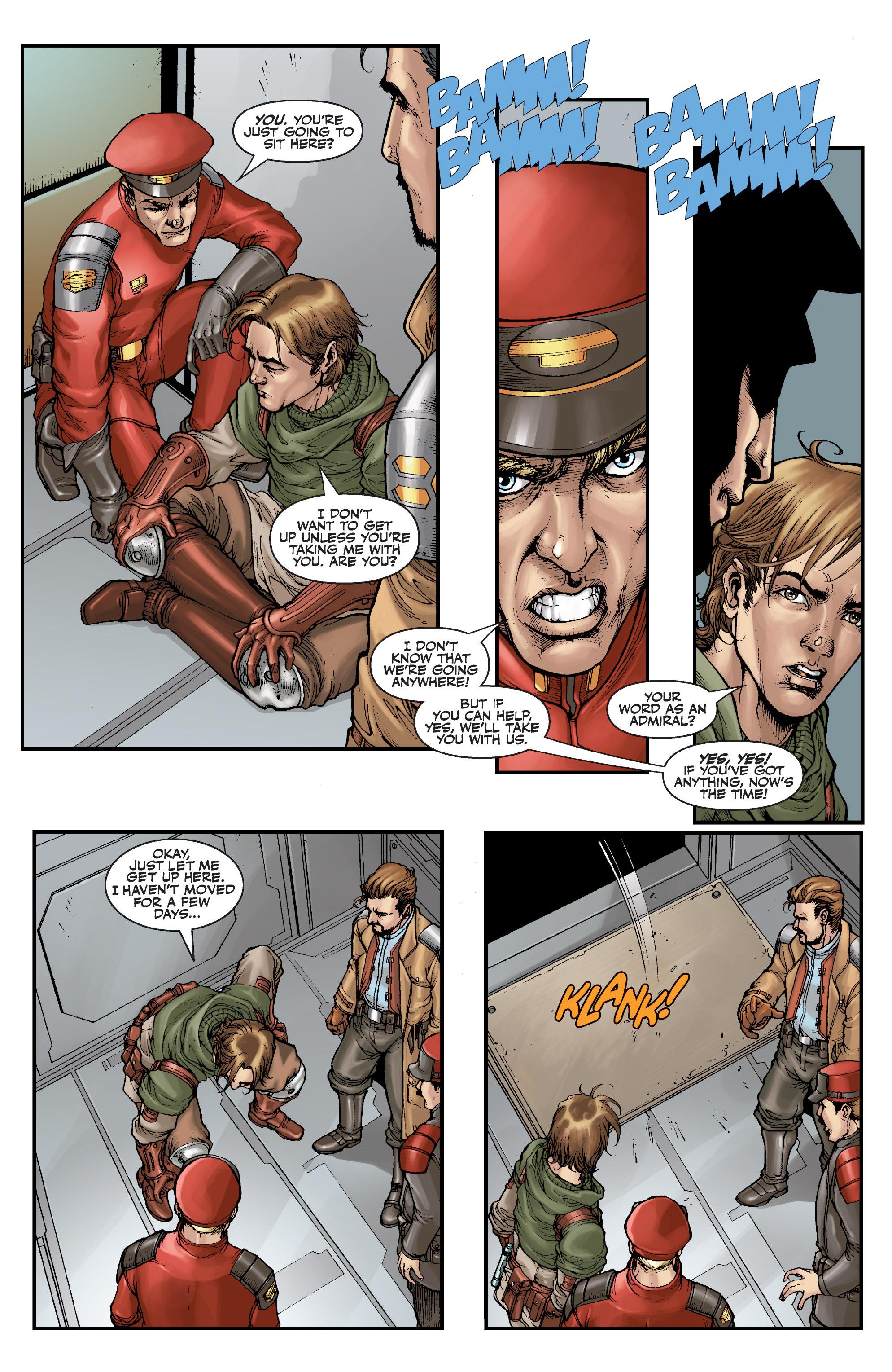 Read online Star Wars Omnibus comic -  Issue # Vol. 29 - 377