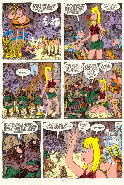 Read online Sergio Aragonés Groo the Wanderer comic -  Issue #83 - 22