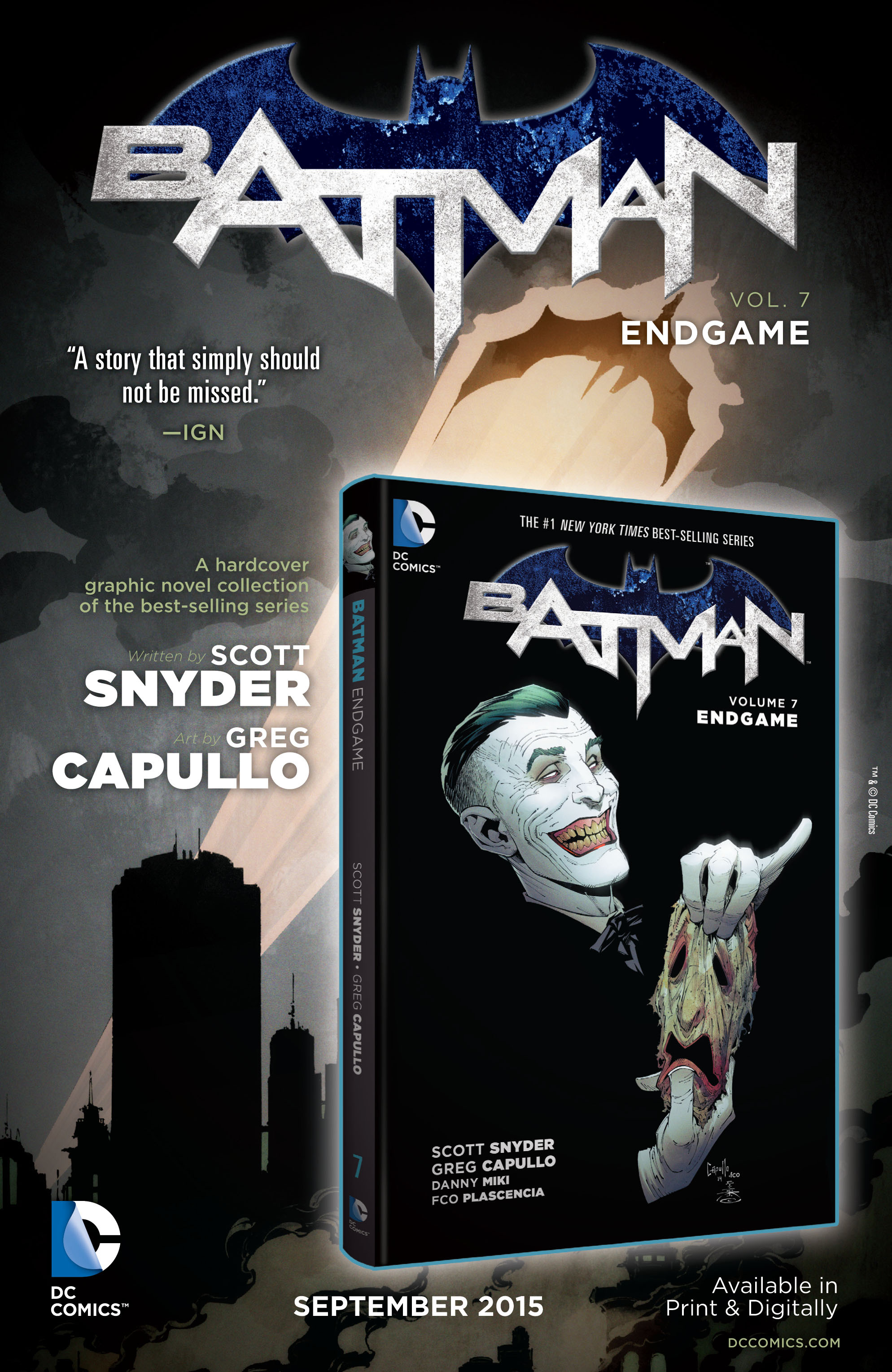 Read online Batman Endgame: Special Edition comic -  Issue #1 - 23