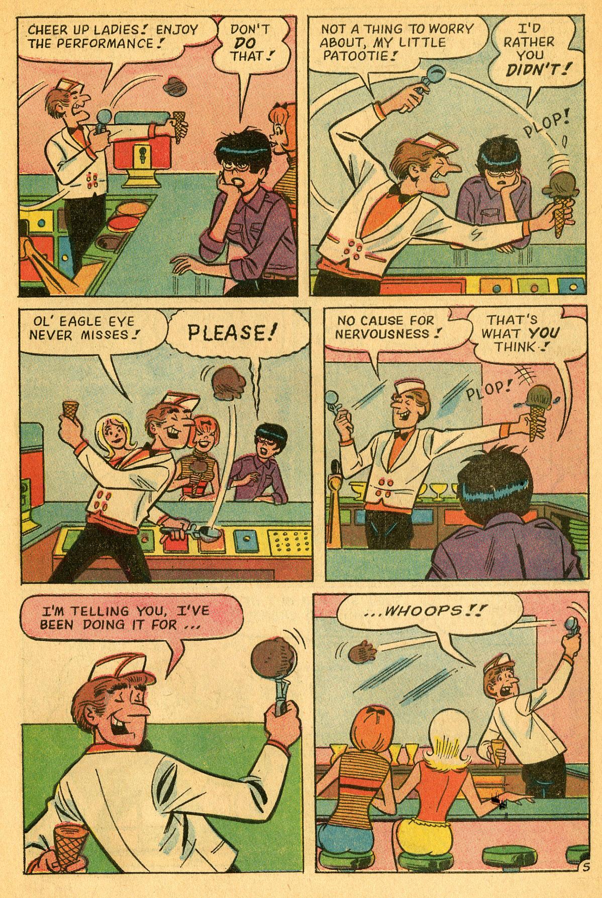 Read online She's Josie comic -  Issue #25 - 7