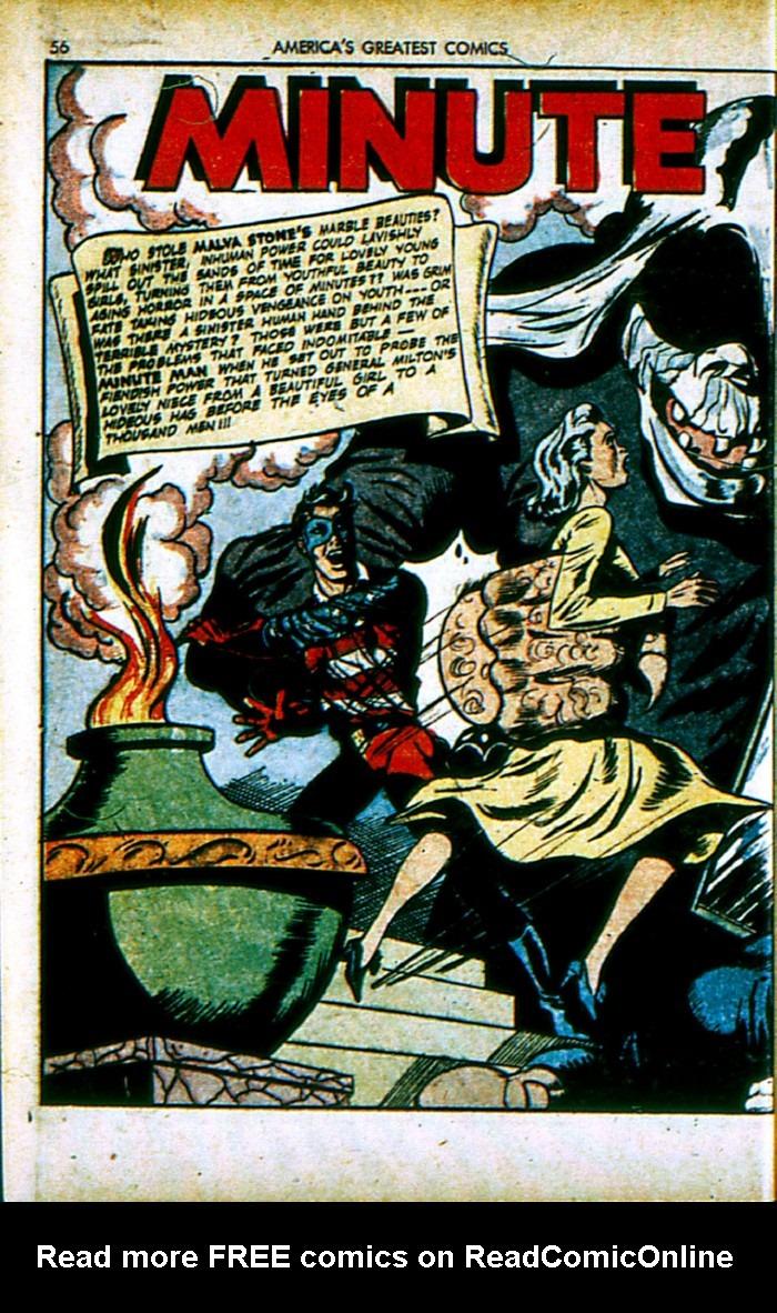 Read online America's Greatest Comics comic -  Issue #4 - 57