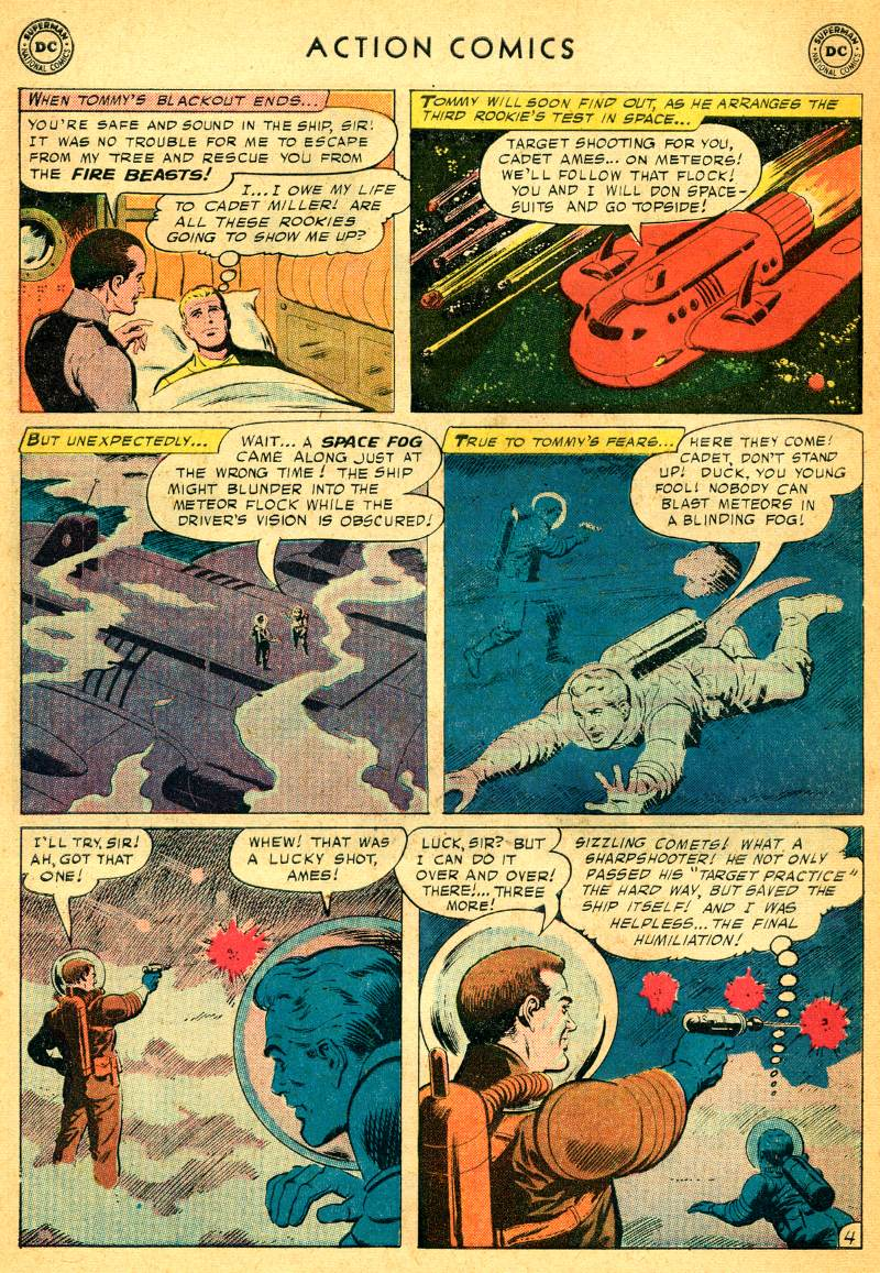 Read online Action Comics (1938) comic -  Issue #244 - 30