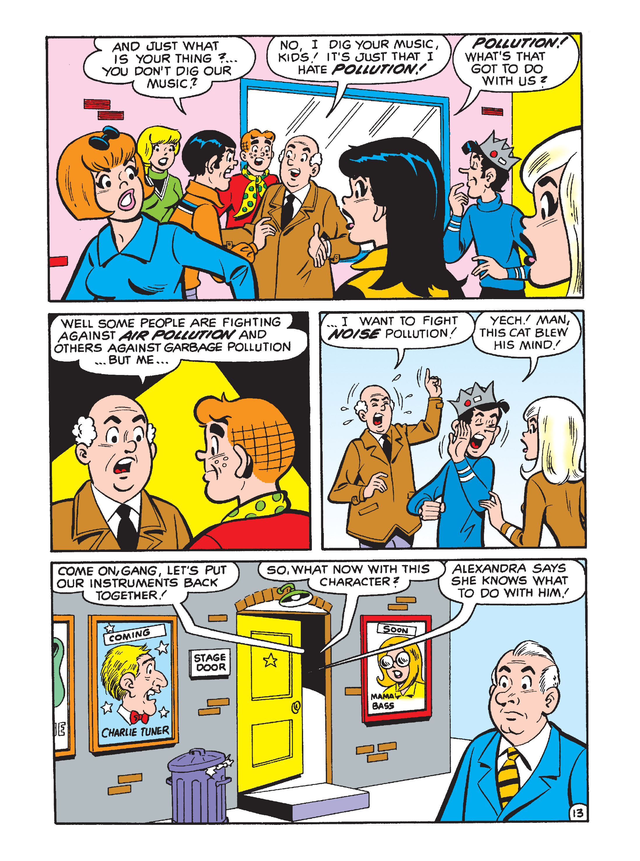 Read online Archie 1000 Page Comics Bonanza comic -  Issue #2 (Part 2) - 131