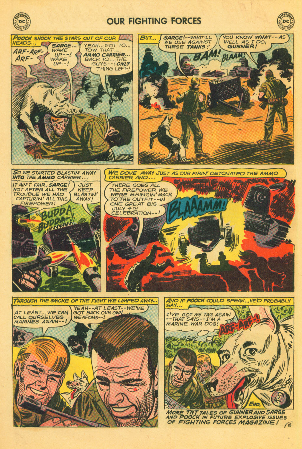 Our Fighting Forces (1954) issue 80 - Page 20