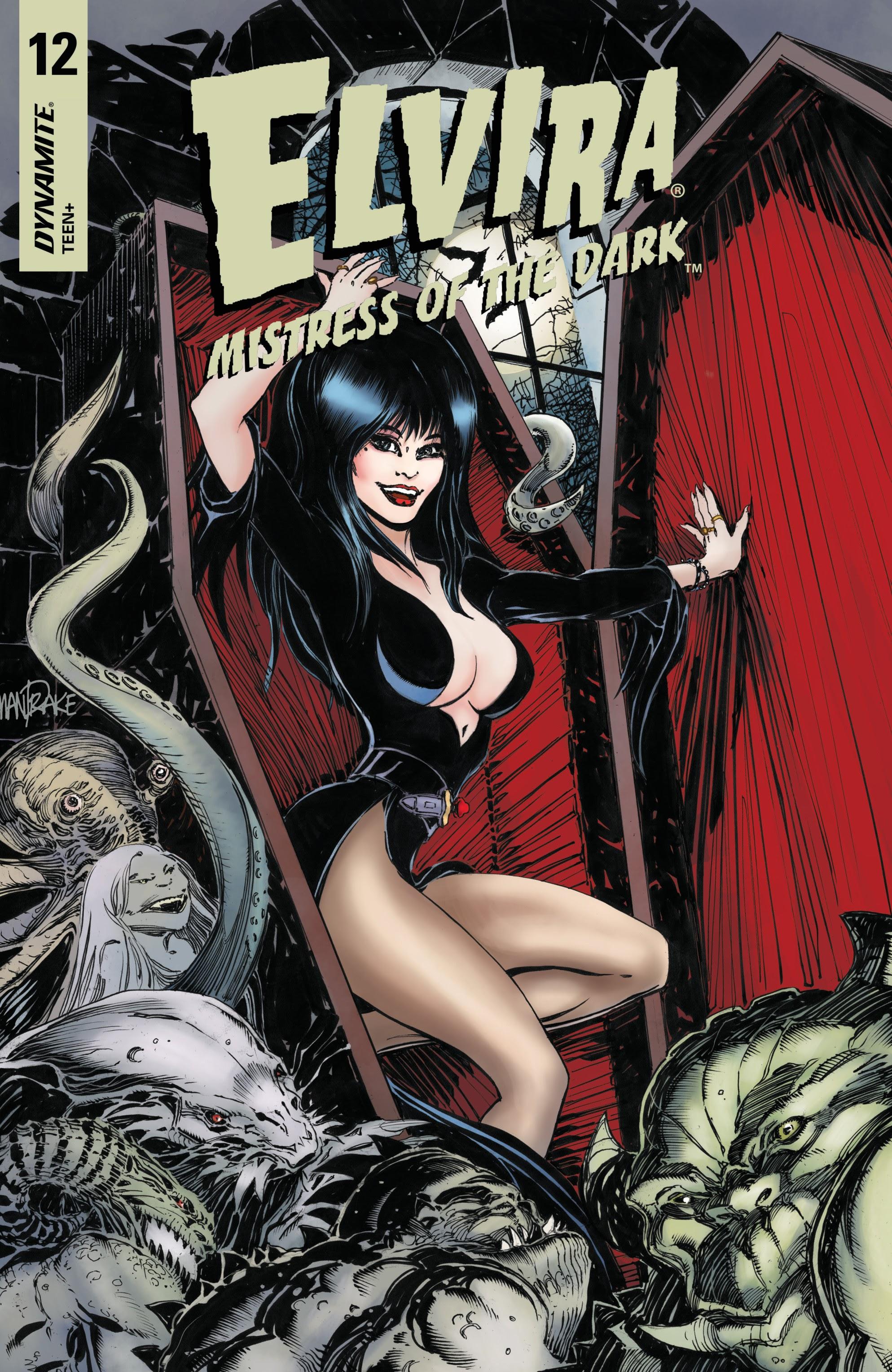 Elvira: Mistress of the Dark (2018) 12 Page 1