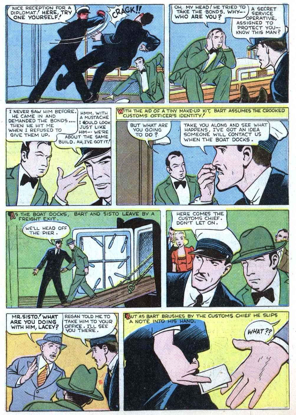 Read online Detective Comics (1937) comic -  Issue #43 - 21