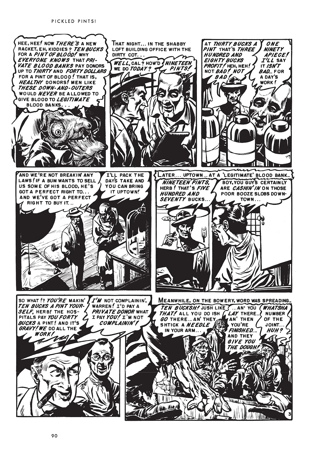 Read online Sucker Bait and Other Stories comic -  Issue # TPB (Part 2) - 5