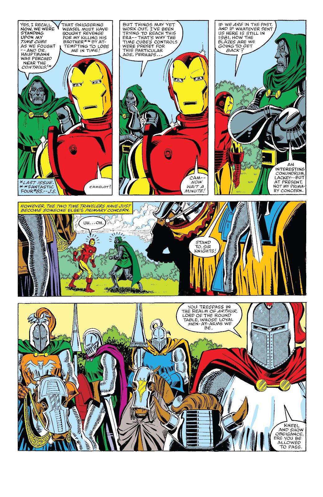 Read online Marvel Tales: Iron Man comic -  Issue # Full - 41