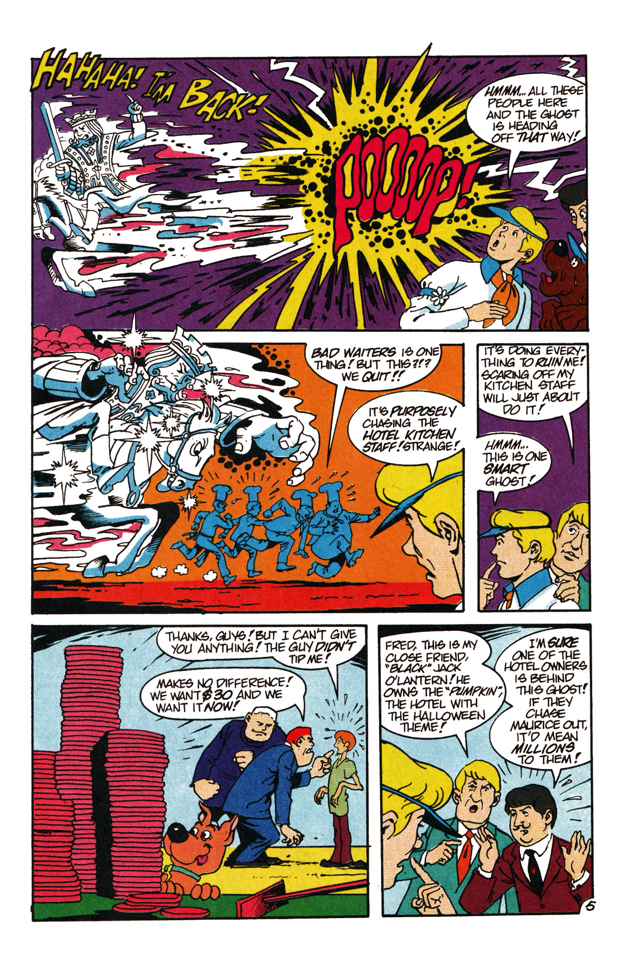 Read online Scooby-Doo (1995) comic -  Issue #13 - 8