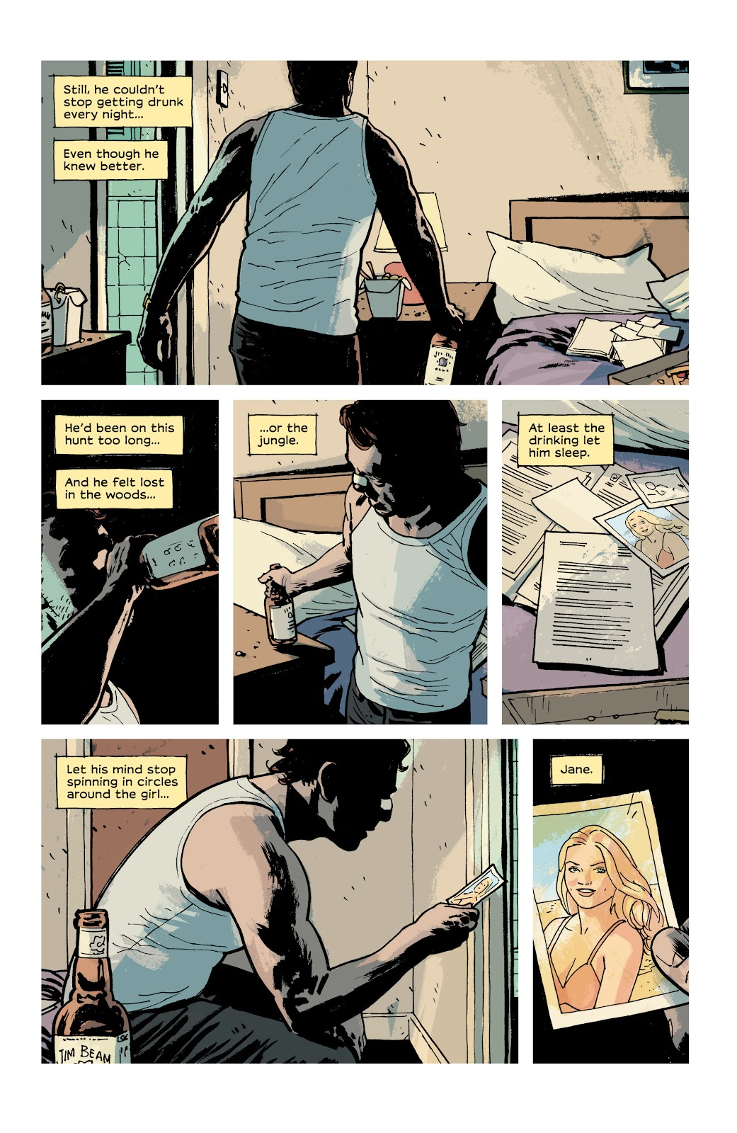 Read online Criminal (2019) comic -  Issue #10 - 4