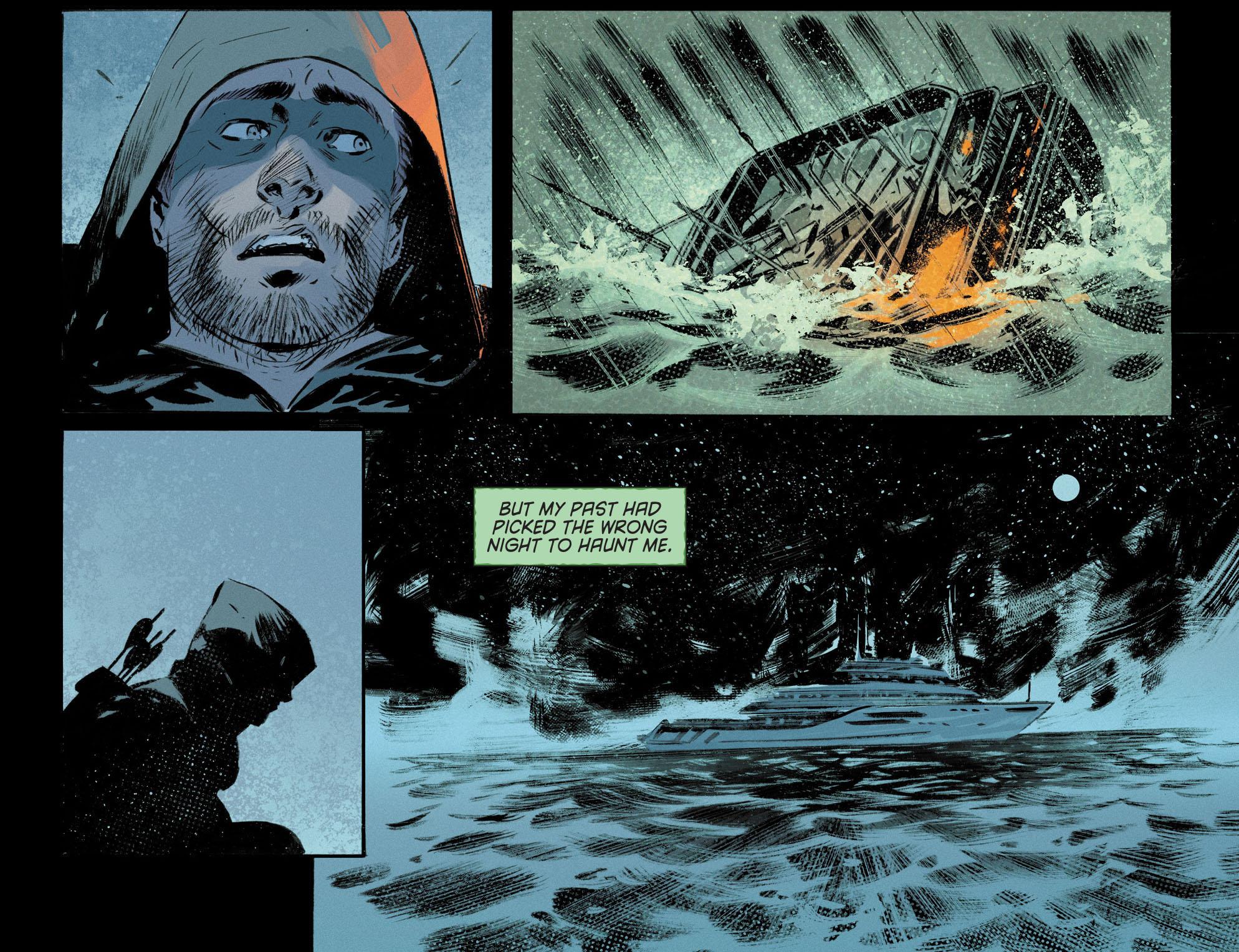 Read online Arrow [II] comic -  Issue #12 - 8