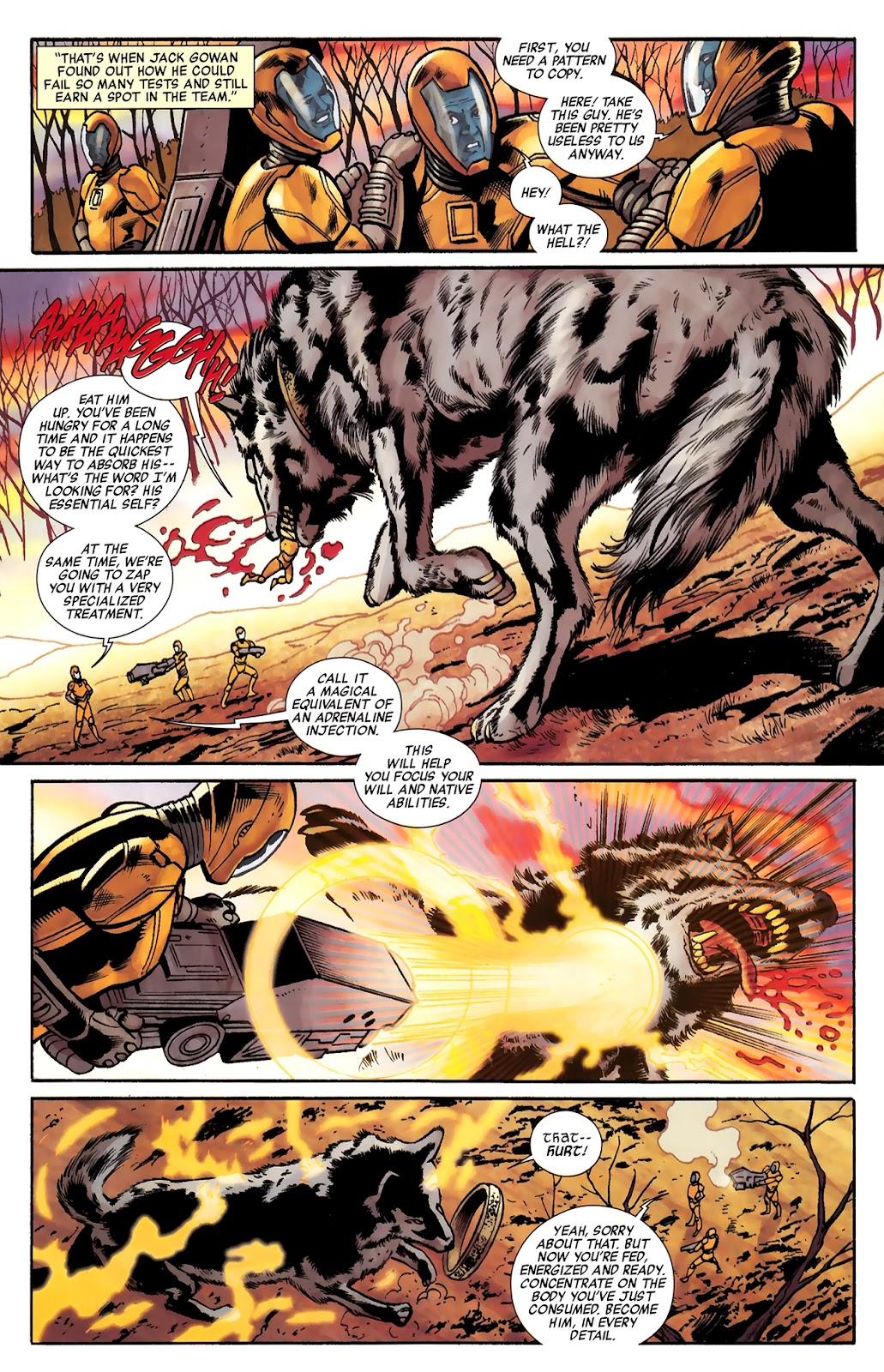 Warriors Three Issue #3 #3 - English 12