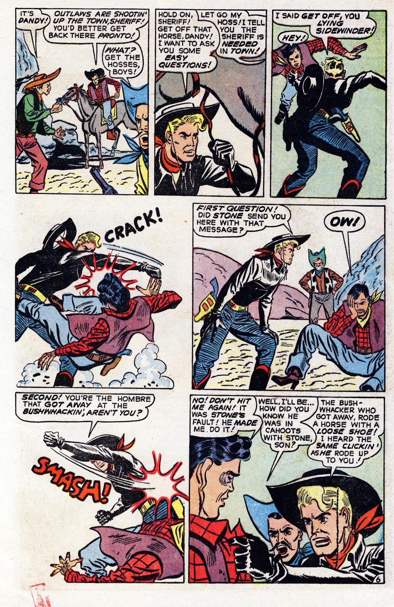 Read online Two-Gun Kid comic -  Issue #6 - 13