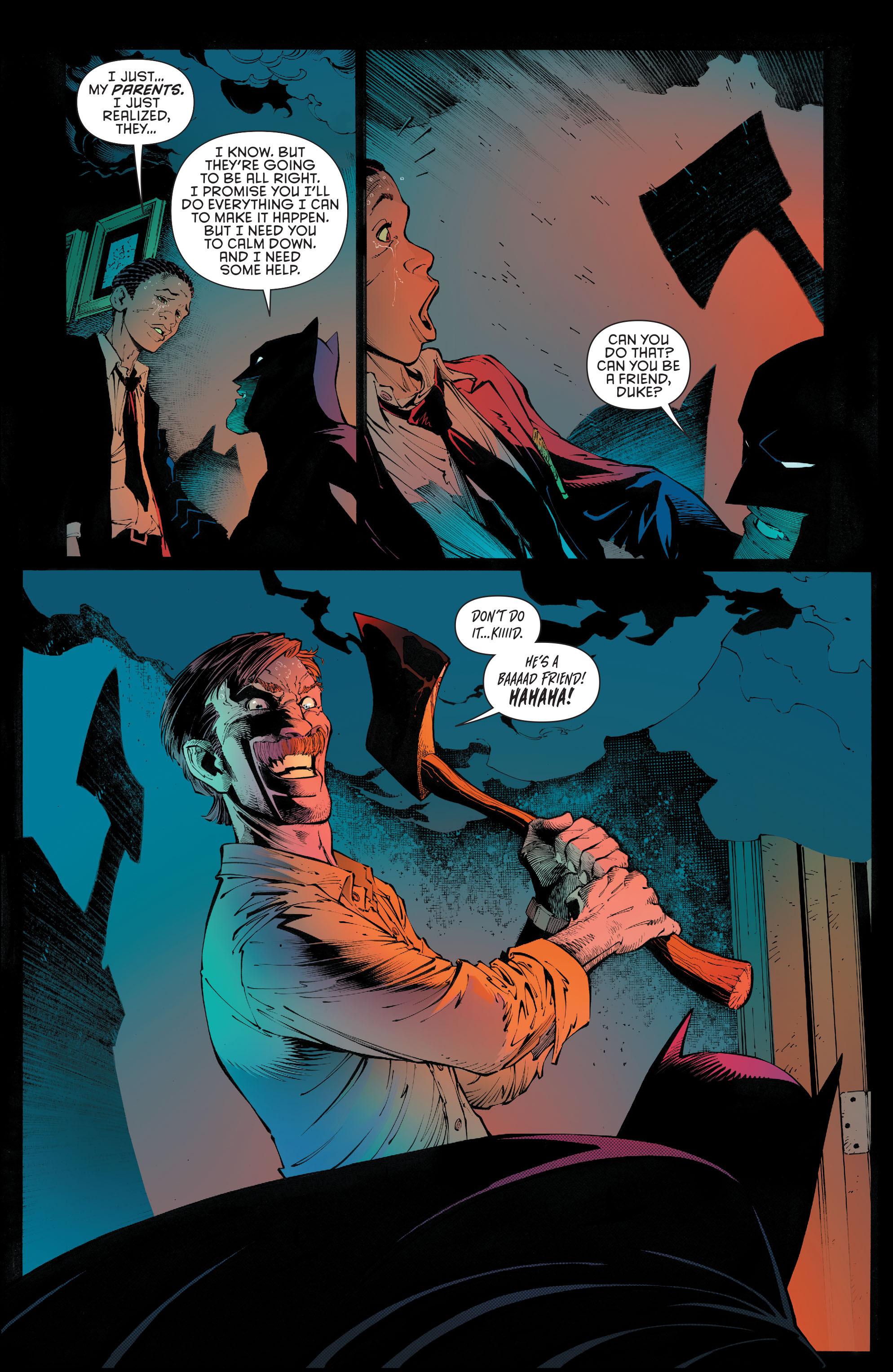 Read online Batman (2011) comic -  Issue # _TPB 7 - 82