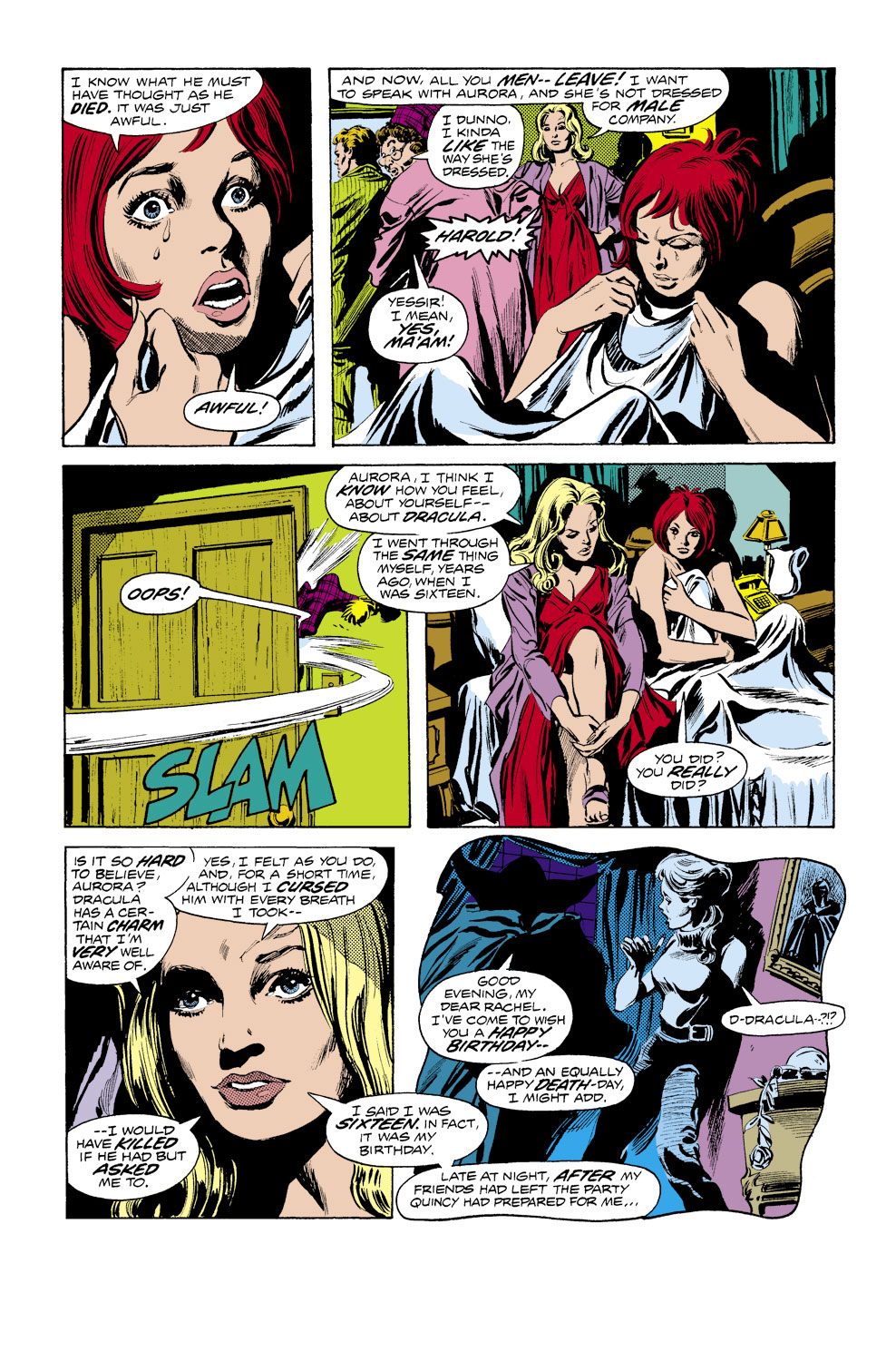Tomb of Dracula (1972) issue 40 - Page 5
