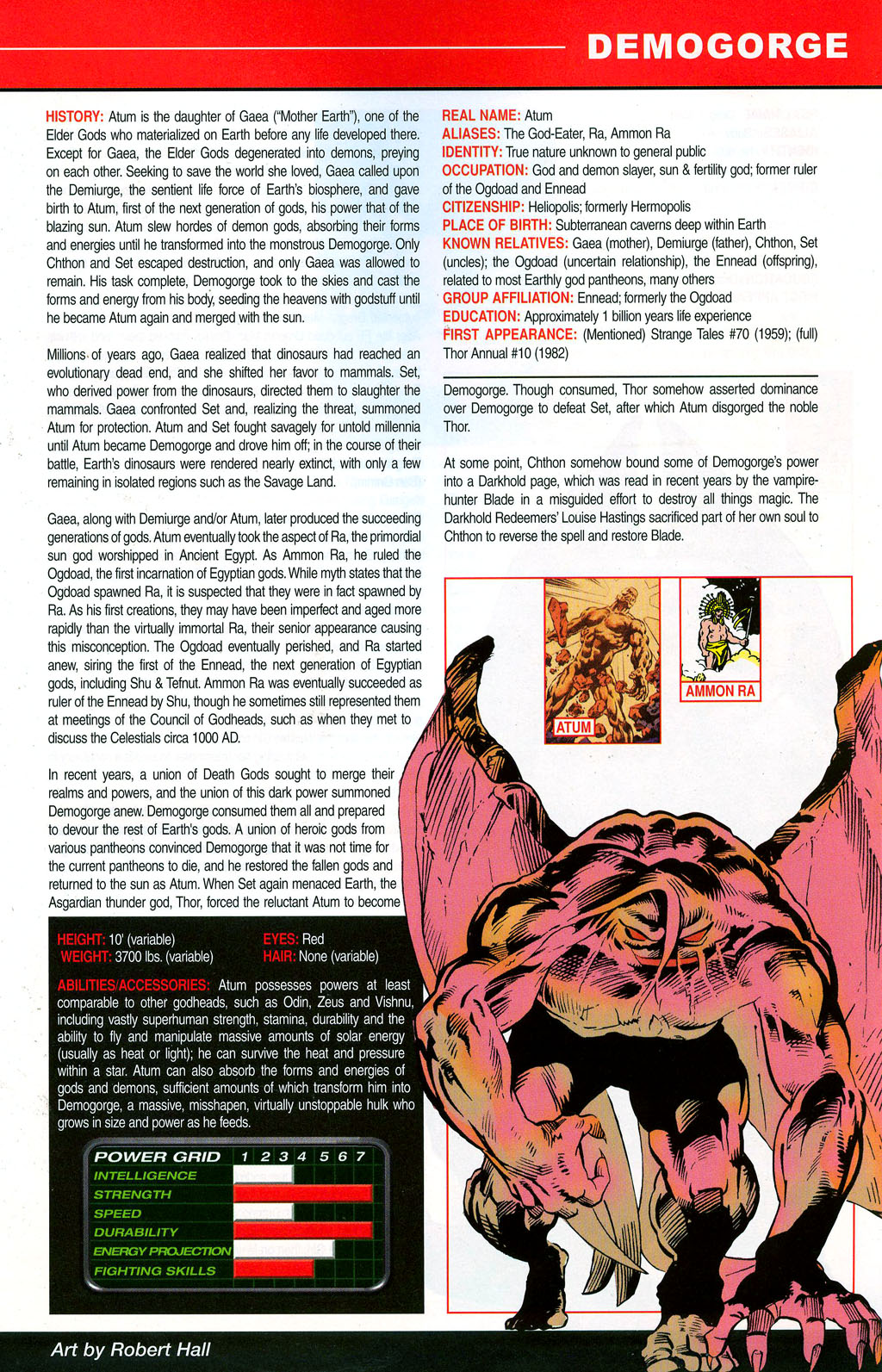 Read online All-New Official Handbook of the Marvel Universe A to Z: Update comic -  Issue #3 - 17