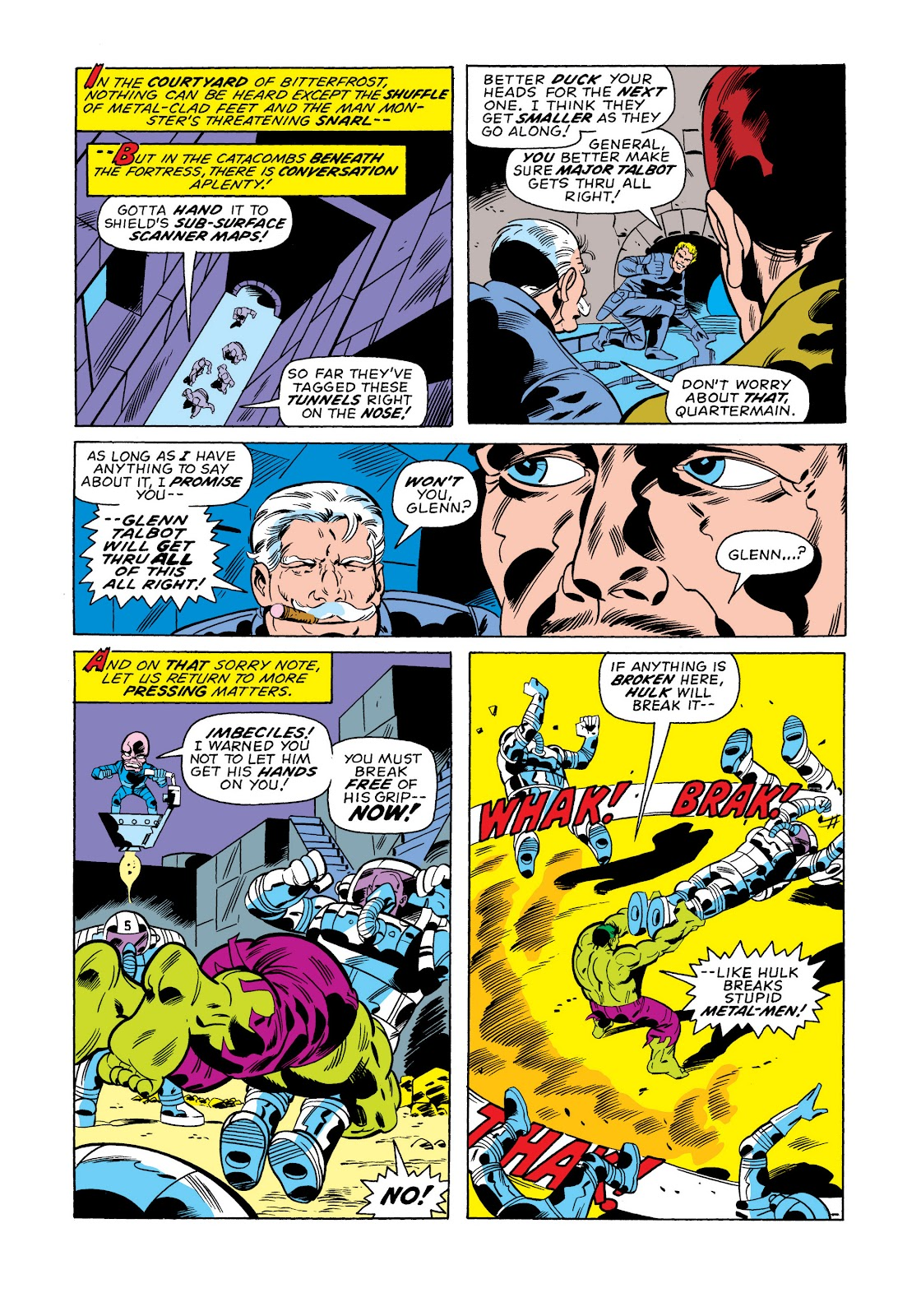 Read online Marvel Masterworks: The Incredible Hulk comic -  Issue # TPB 11 (Part 1) - 79