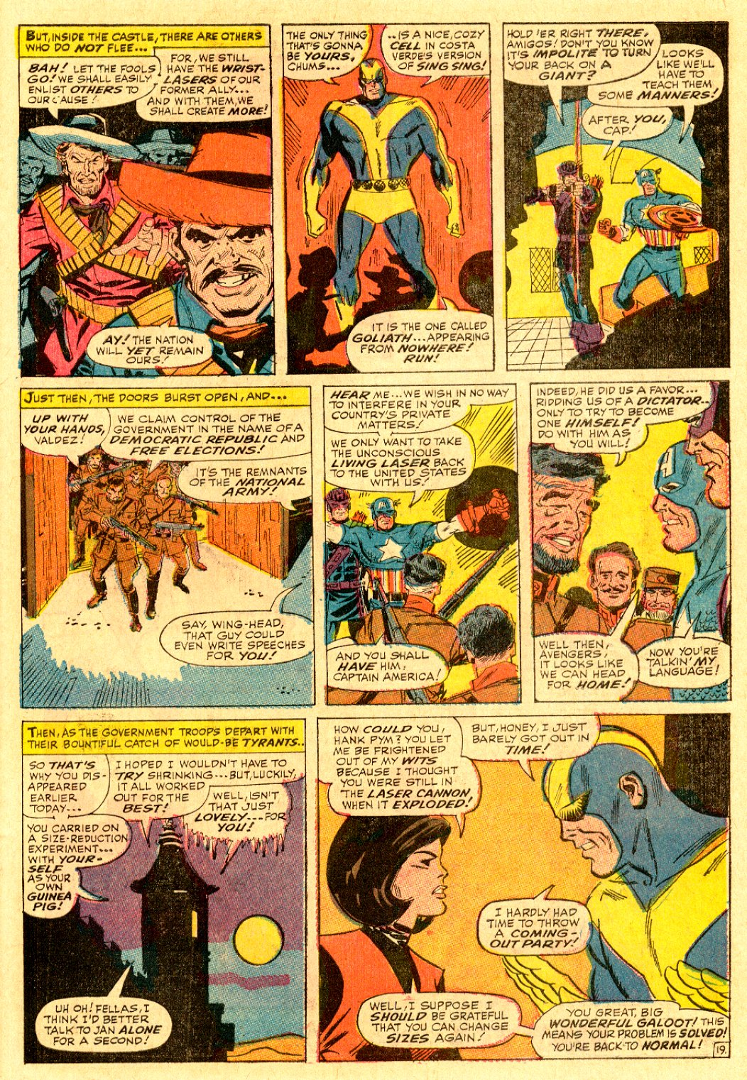 The Avengers (1963) 35 Page 20