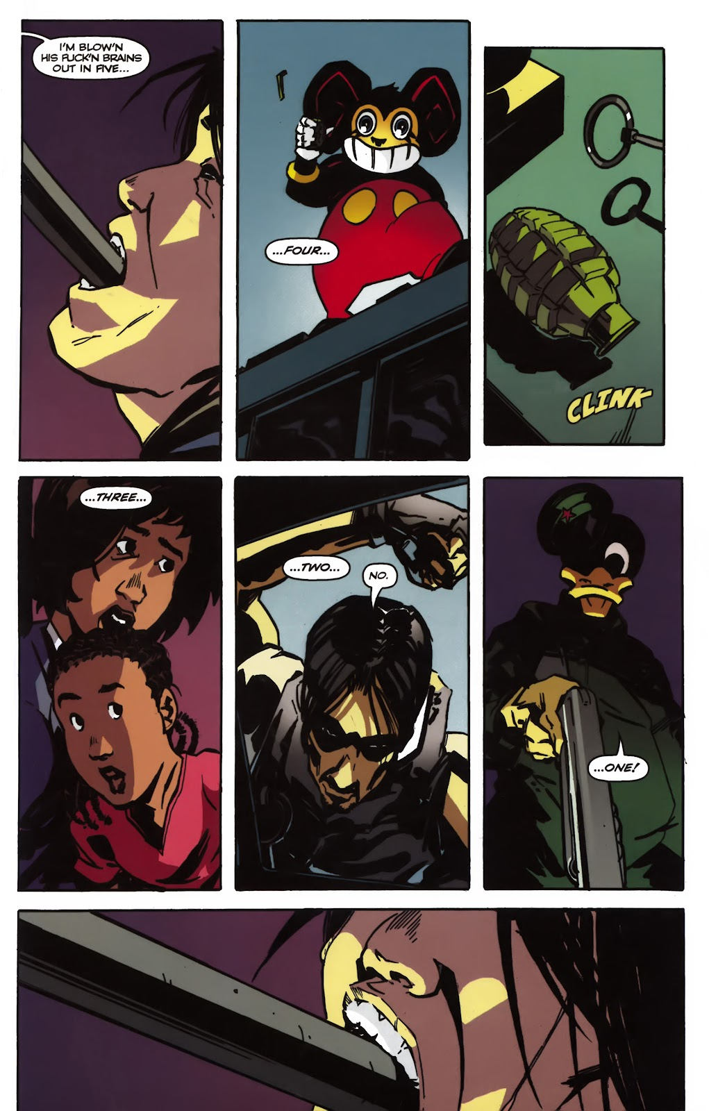 Read online Ricky Rouse Has A Gun comic -  Issue # TPB (Part 2) - 14