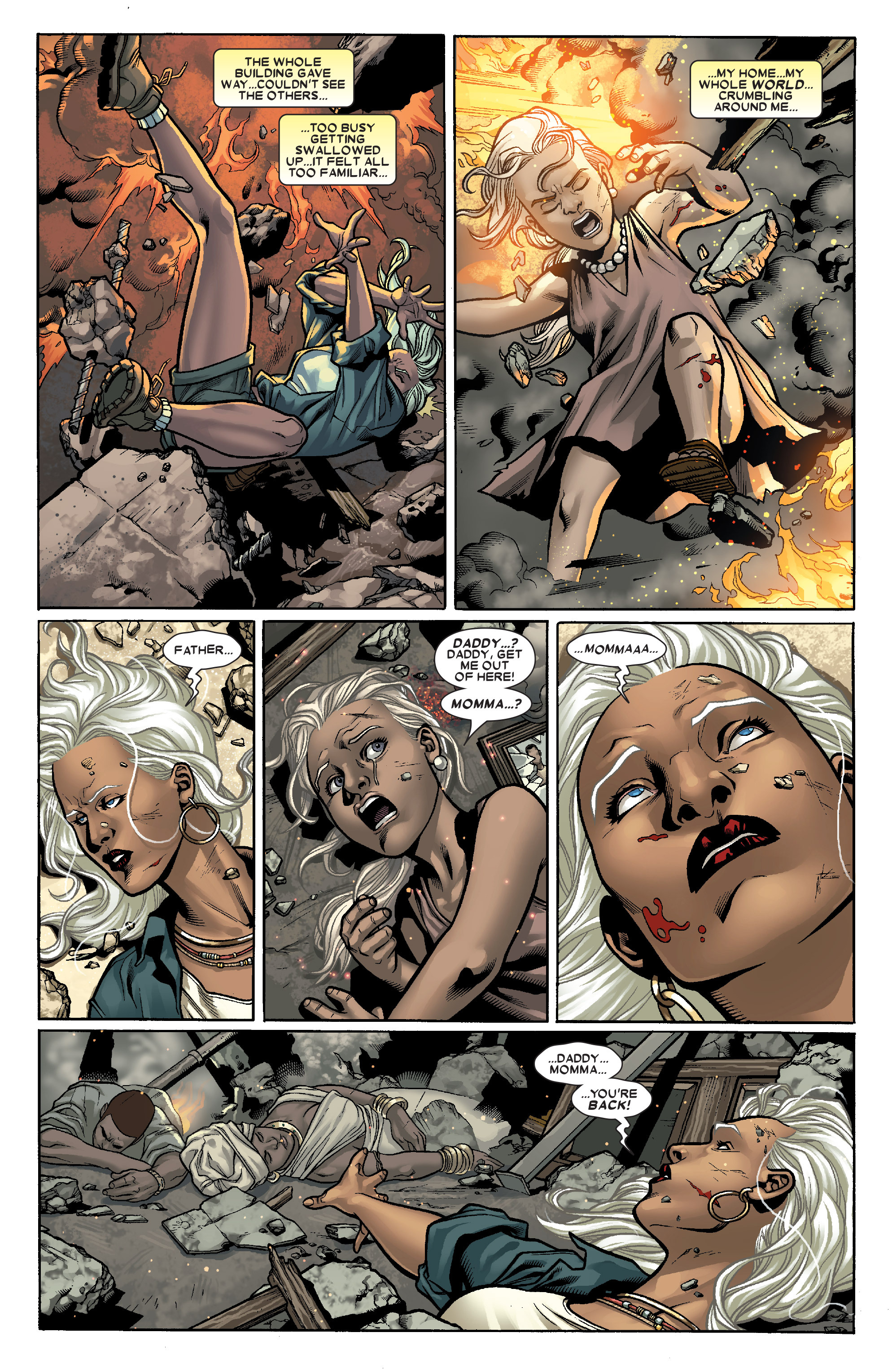 Read online Uncanny X-Men (1963) comic -  Issue # _Annual 1 (2006) - 5