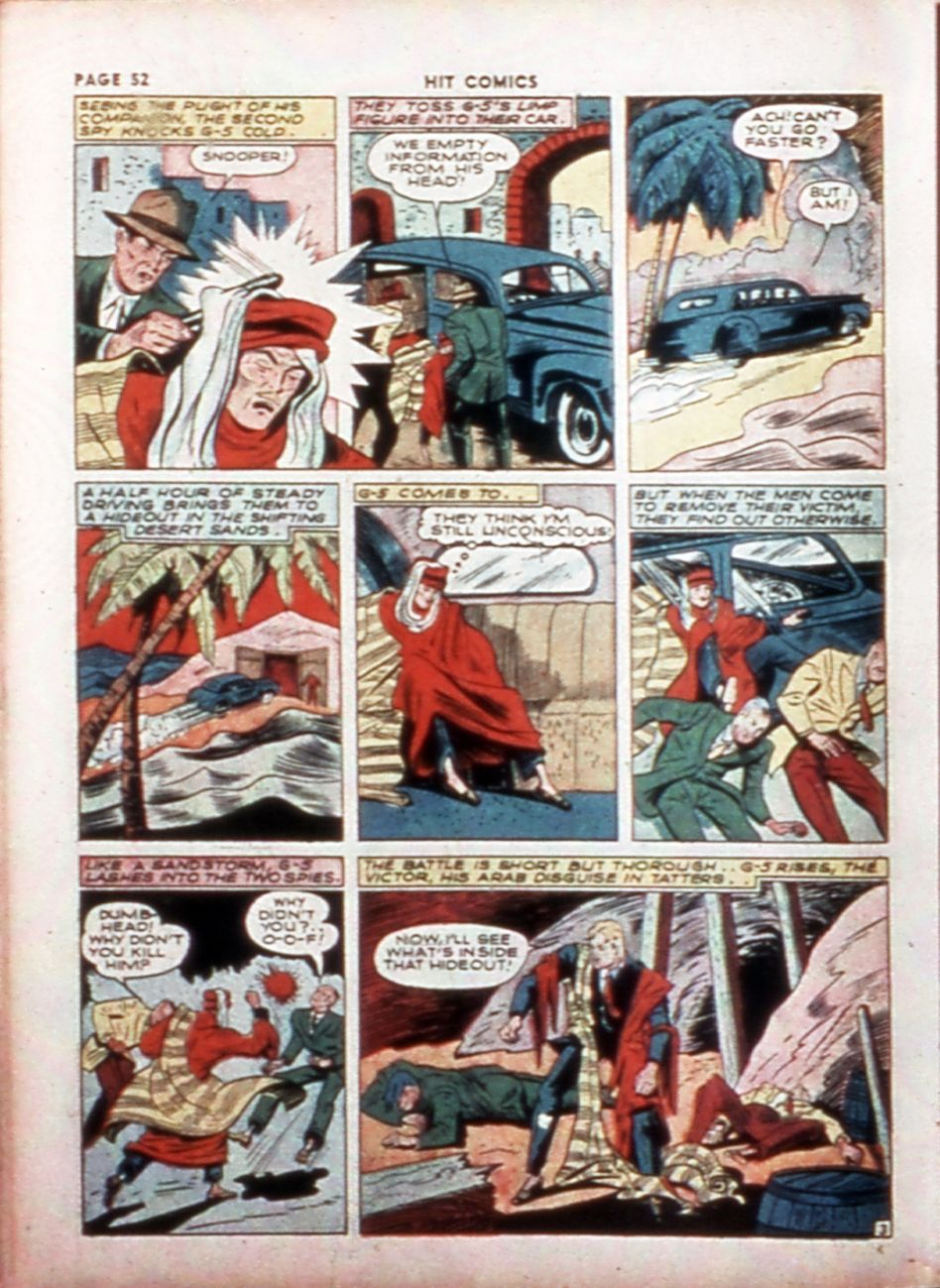 Read online Hit Comics comic -  Issue #14 - 54