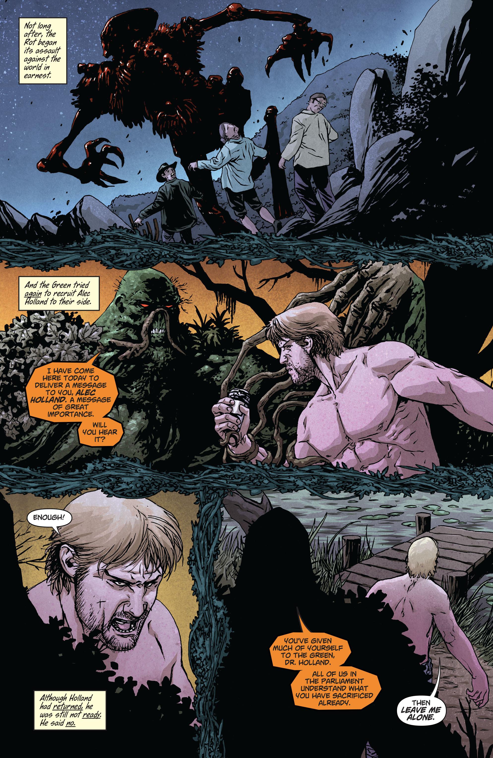 Read online Secret Origins (2014) comic -  Issue #9 - 7
