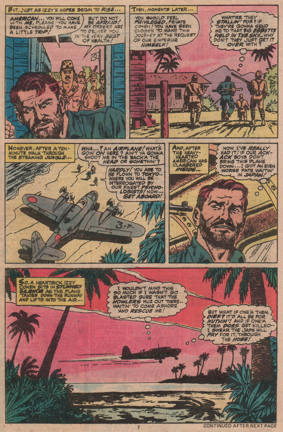 Read online Sgt. Fury comic -  Issue #145 - 9
